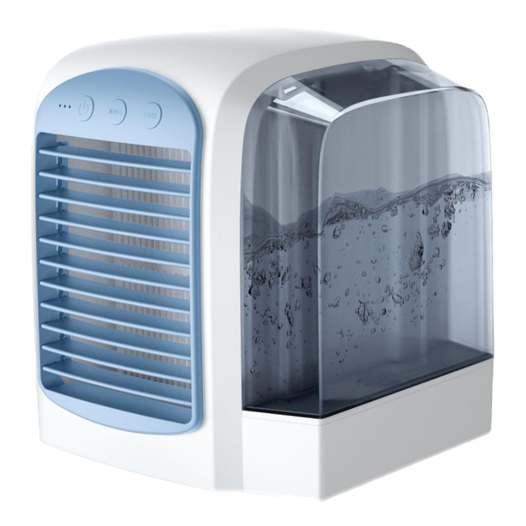 miniature 10 - Ventilateur-de-refroidissement-par-eau-de-refroidisseur-de-climatiseur-de