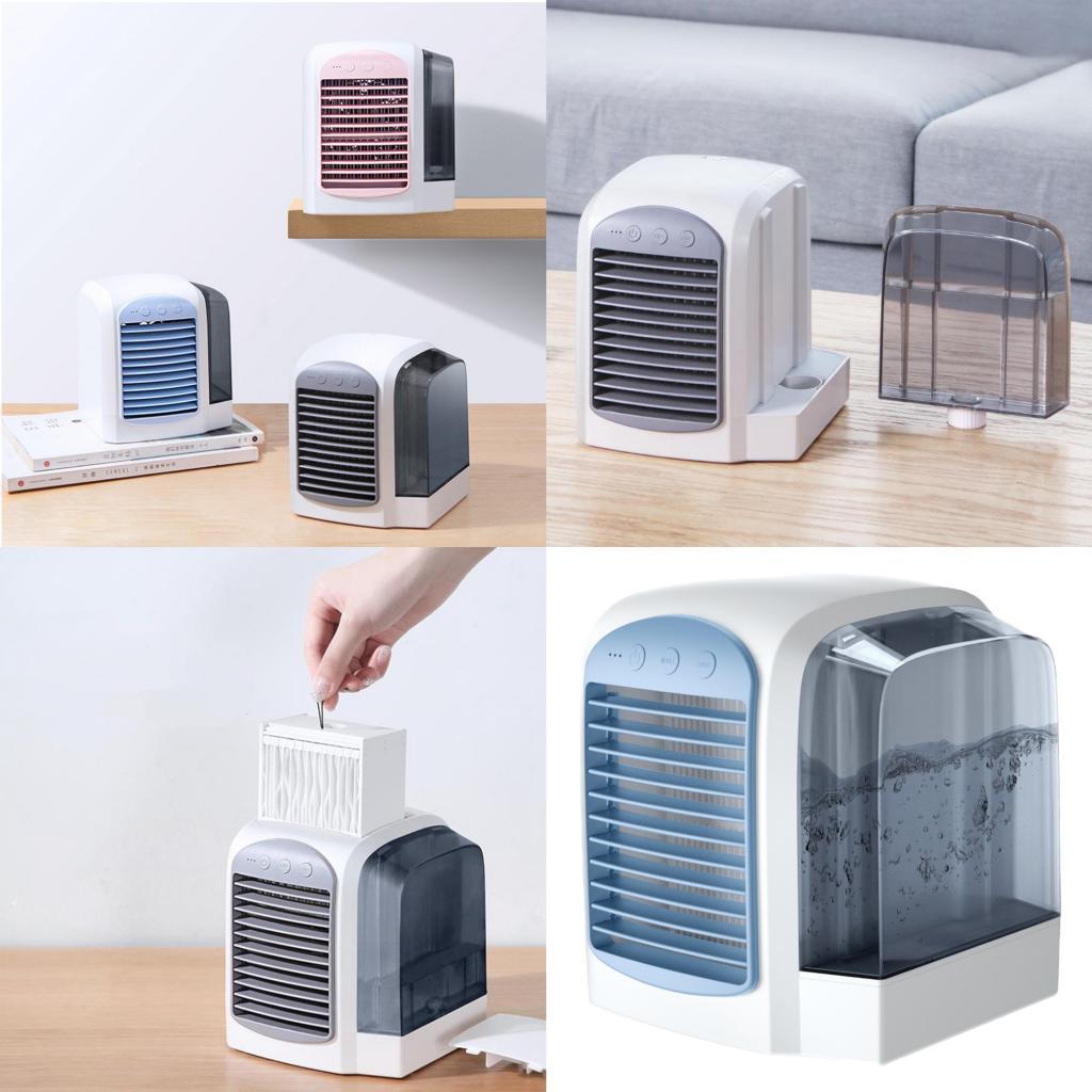 miniature 9 - Ventilateur-de-refroidissement-par-eau-de-refroidisseur-de-climatiseur-de