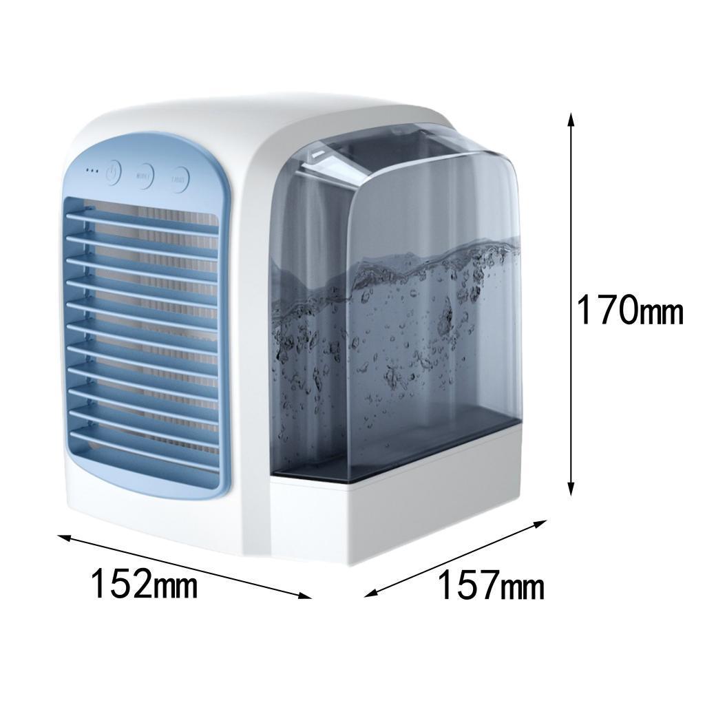 miniature 12 - Ventilateur-de-refroidissement-par-eau-de-refroidisseur-de-climatiseur-de