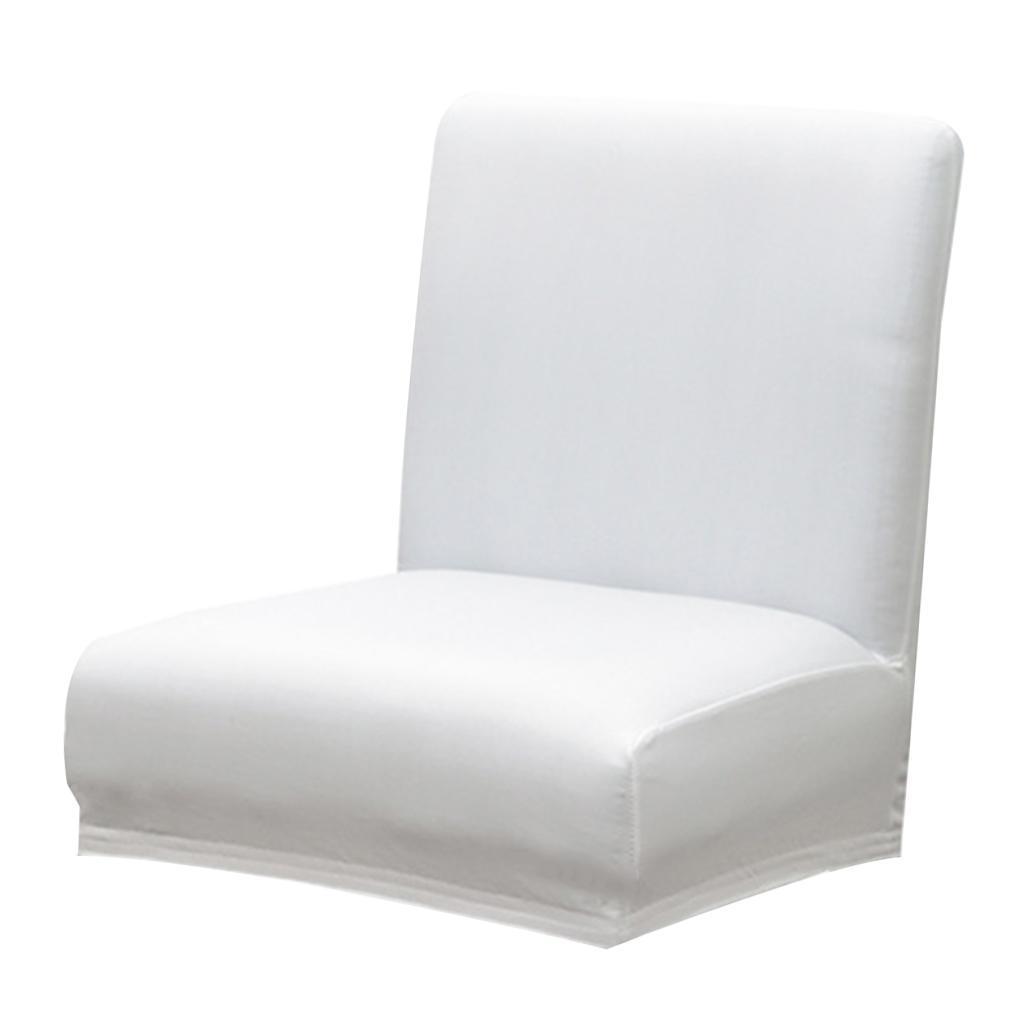 Housse-de-chaise-de-salle-a-manger-extensible-Housse-de-protection-pour miniature 3