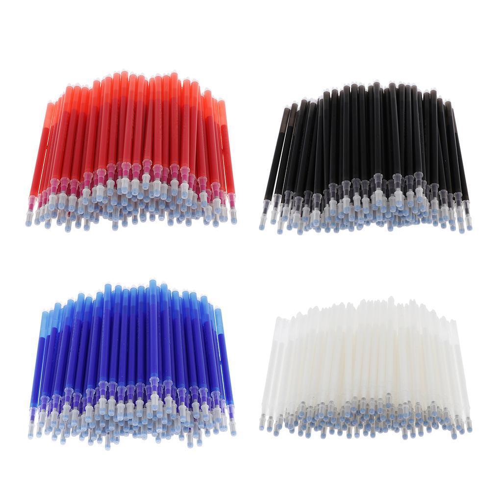 miniatura 4 - Confezione da 100 ricariche per pennarelli cancellabili a caldo per sarti sarti