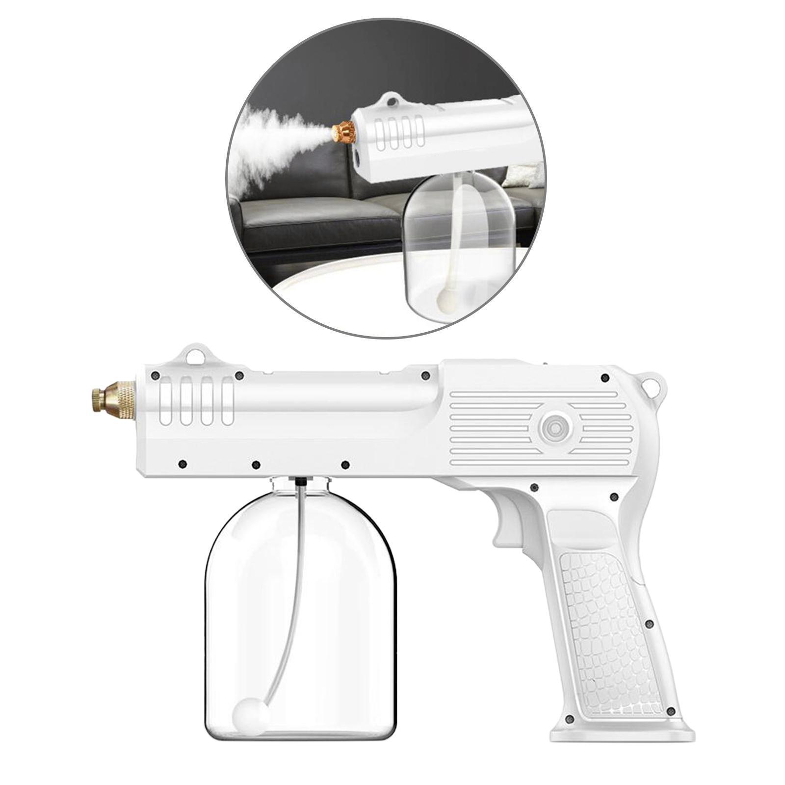 thumbnail 6 - 2x Cordless USB Nano Sanitizer Sprayer Disinfectant Fogger 500ml Spray Gun