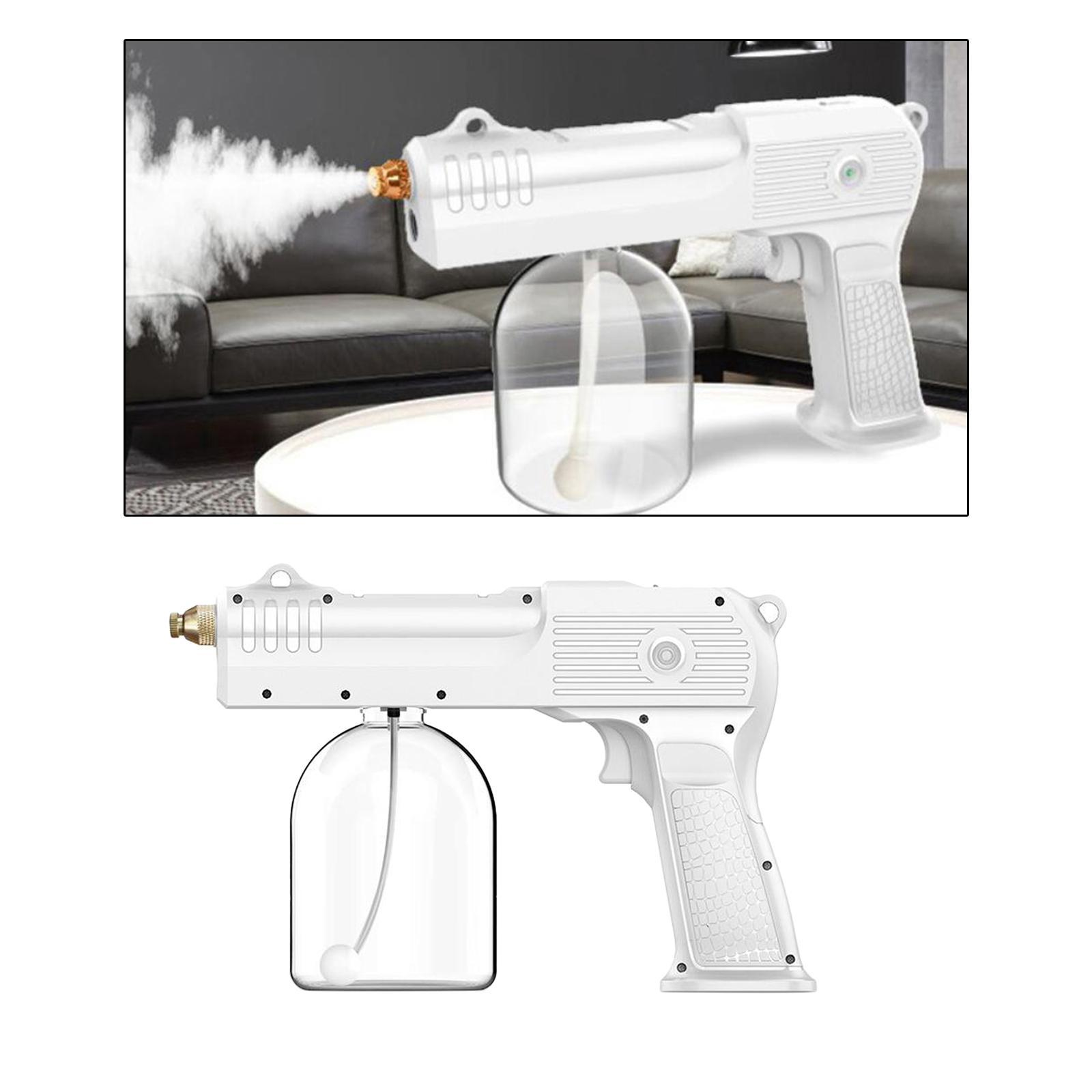 miniature 9 - USB Sanitizer Sprayer 500ml Disinfectant Fogger Mister Spray Gun Portable