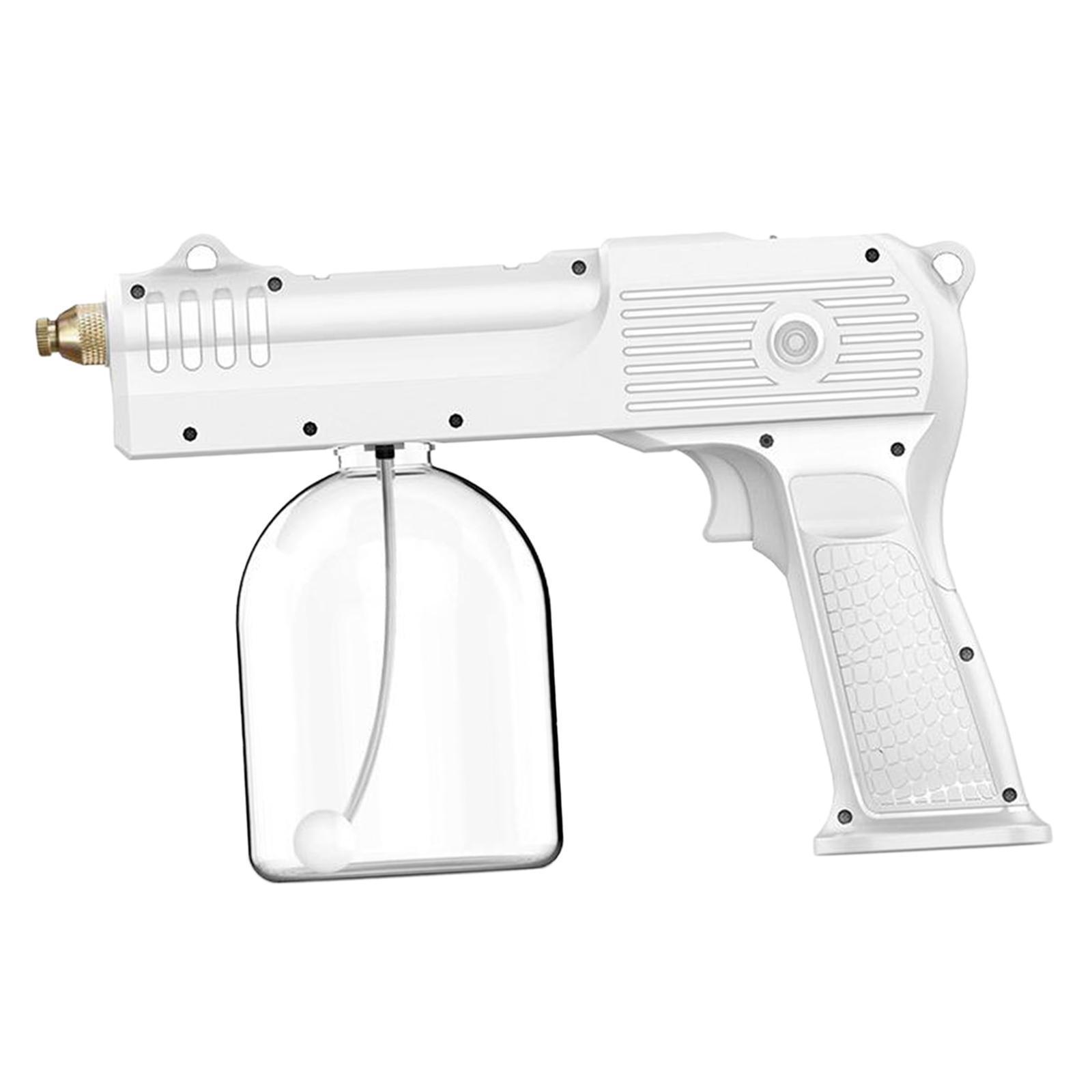 thumbnail 10 - 2x Cordless USB Nano Sanitizer Sprayer Disinfectant Fogger 500ml Spray Gun