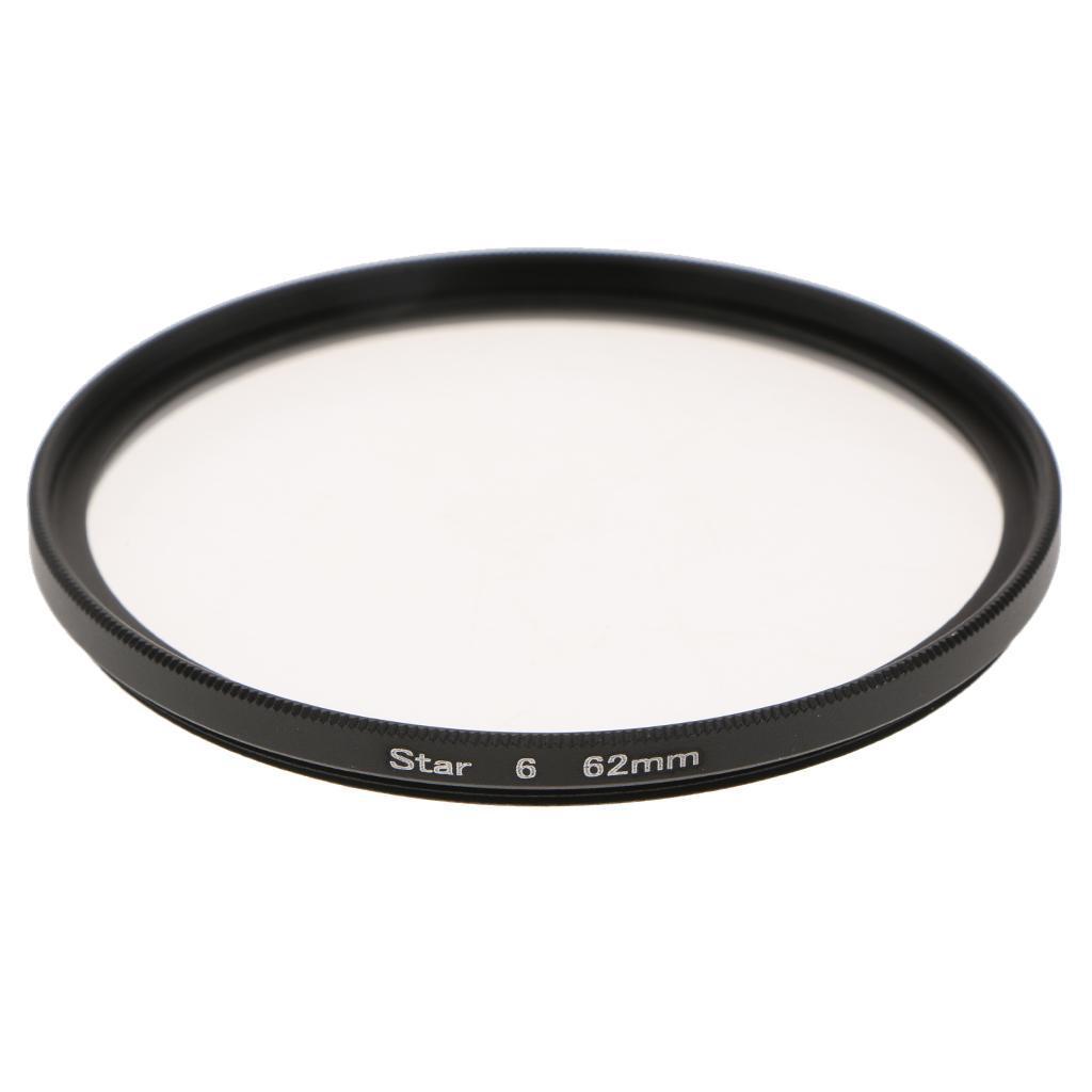 Camera-Lens-Star-Filter-for-Canon-35mm-50mm-15-45mm-18-55-18-150-200-400 thumbnail 26