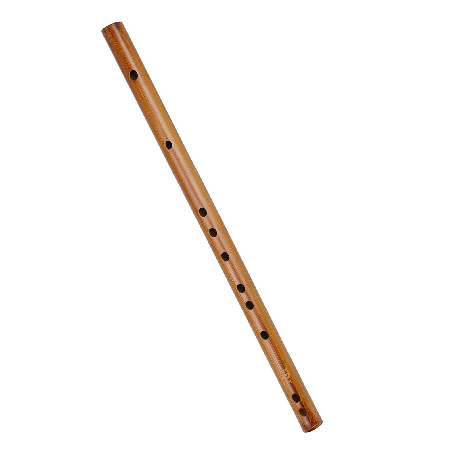 miniatura 4 - Unico-Indiano-di-Legno-Flauto-Strumento-Musicale-Registratore-Bansuri-Regalo