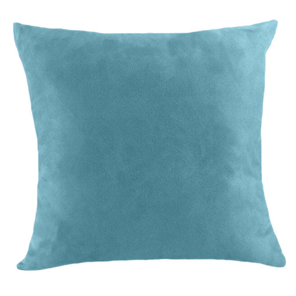 Fodera-per-cuscino-in-velluto-su-entrambi-i-lati-fodera-per-cuscino-18-x-18-039-039 miniatura 44
