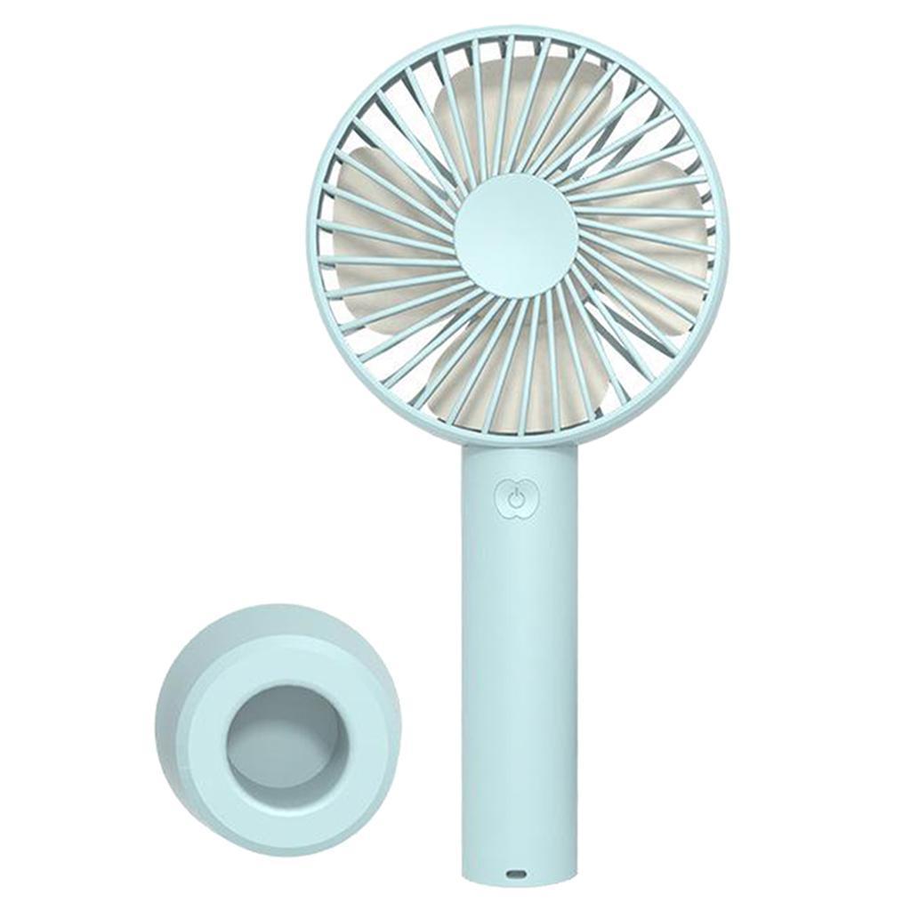 Mini-ventilateur-personnel-portatif-Rechargeable-a-piles-de-ventilateur-d-039-usb miniature 7