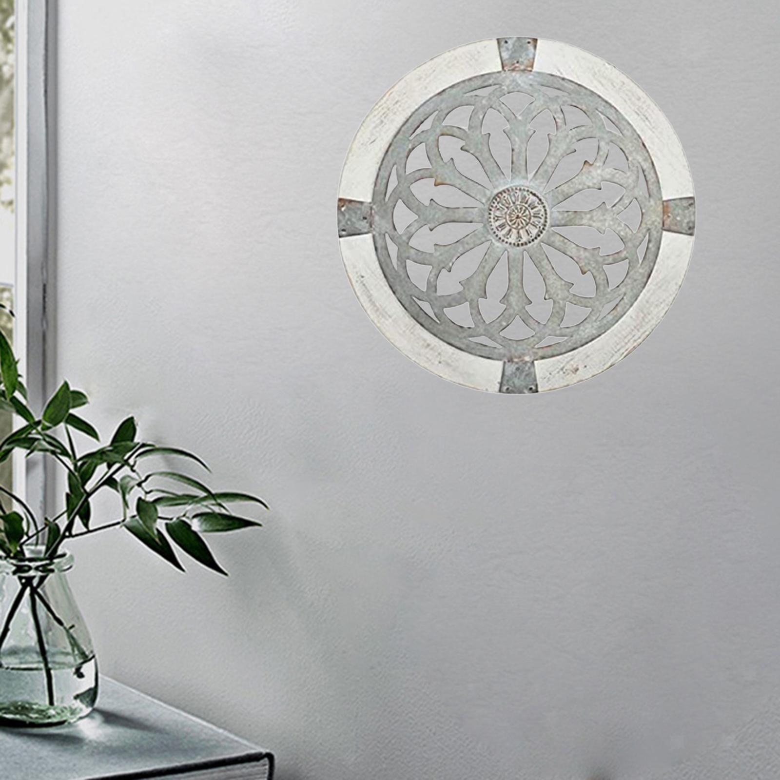 miniatura 7 - Medaglioni, Rustico di Arte Della Parete, Appeso A Parete Placca, Giardino