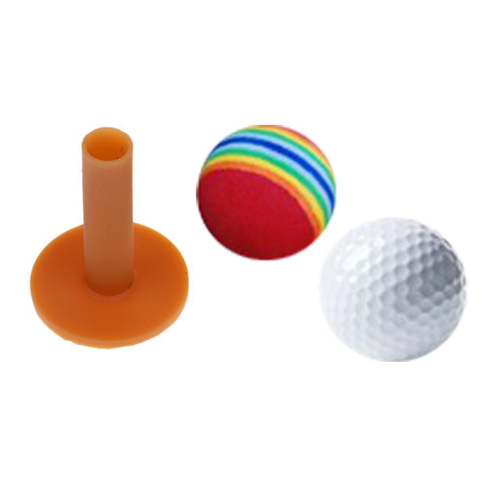 Mixed Size Indoor Home Backyard Golf Practice Driving