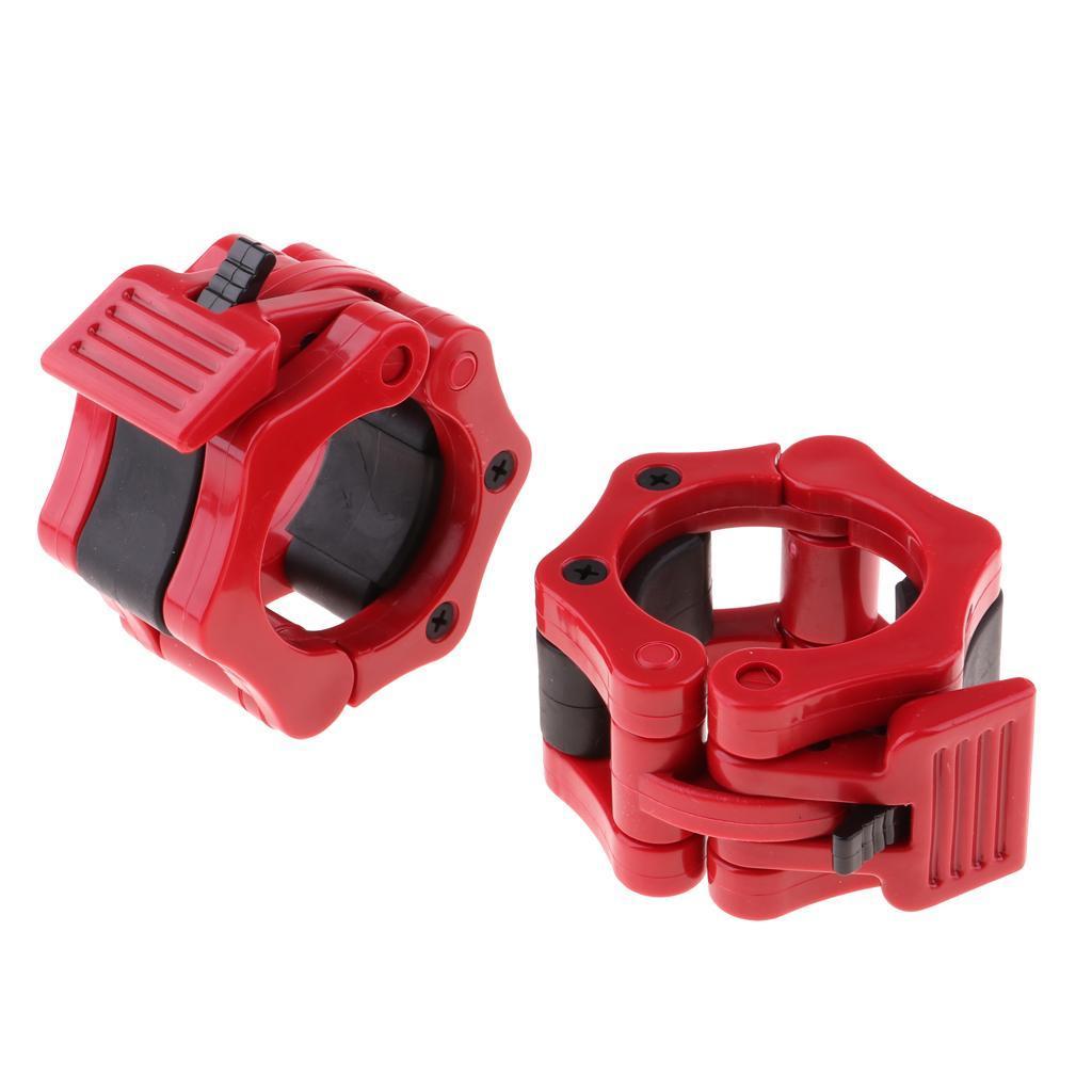 Hantelverschluesse-25-mm-30-mm-50mm-Kunststoff-Schnellverschluesse Indexbild 10