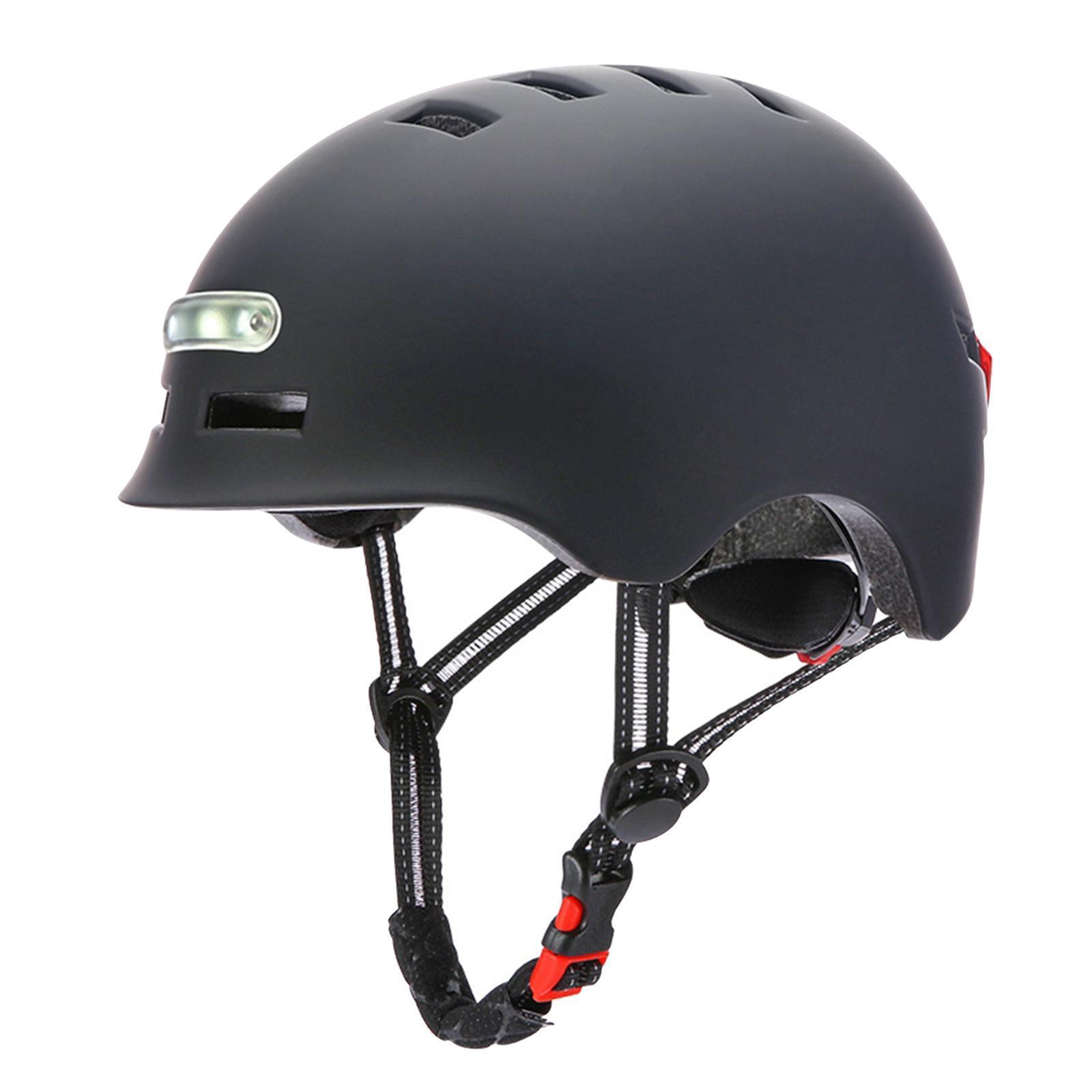 Casco-da-ciclismo-per-skateboard-Casco-da-bici-per-pendolari-con-scooter-da miniatura 13