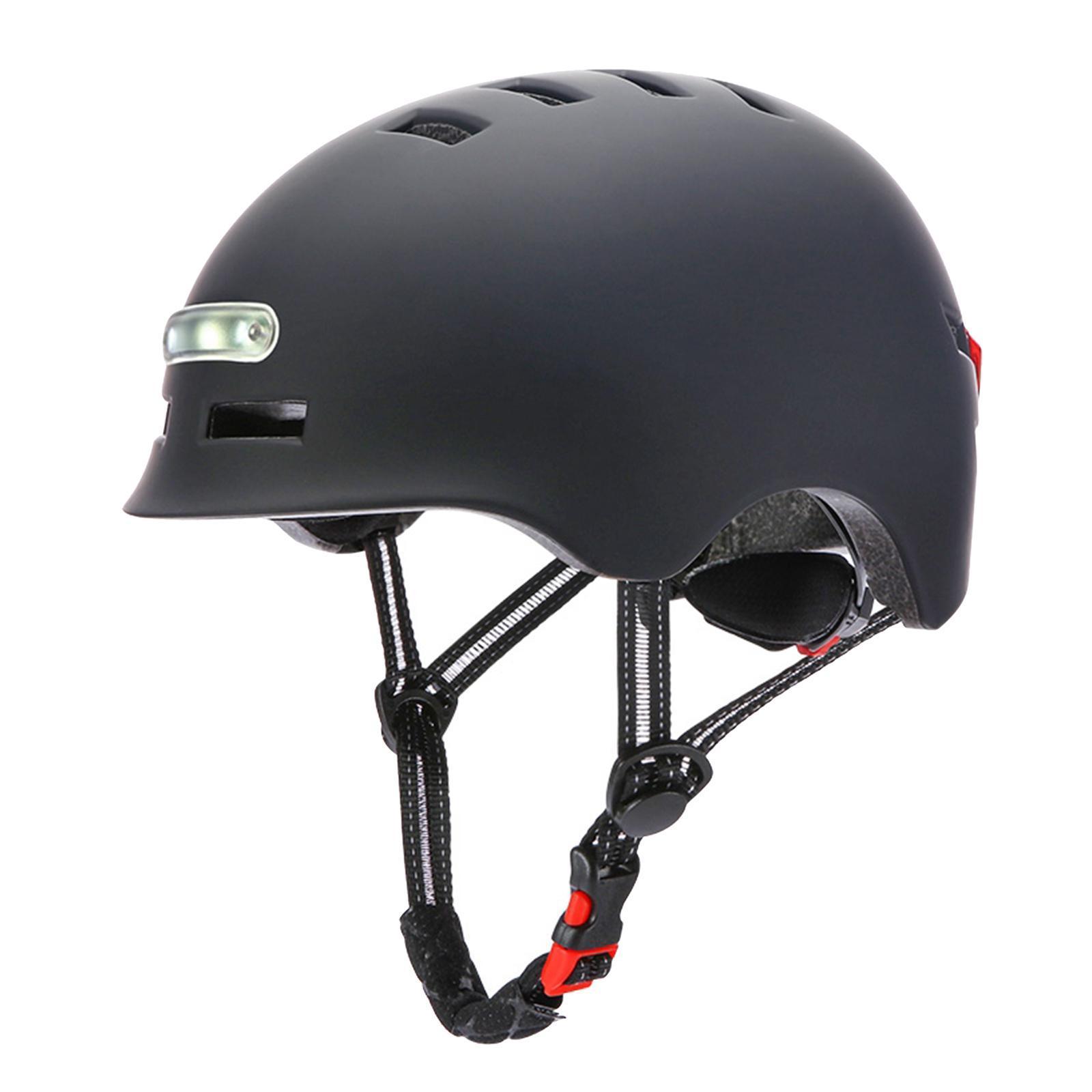 Casco-da-ciclismo-per-skateboard-Casco-da-bici-per-pendolari-con-scooter-da miniatura 12