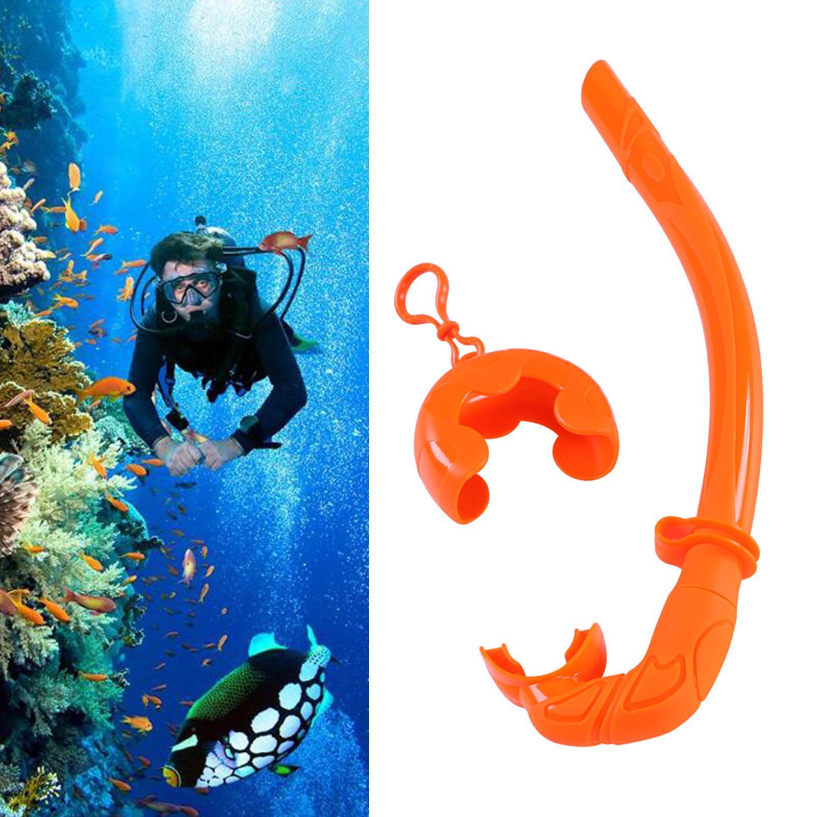 Indexbild 19 - Premium Wet Snorkel Women Men Adults Snorkels Breathing Tube Breath Tube