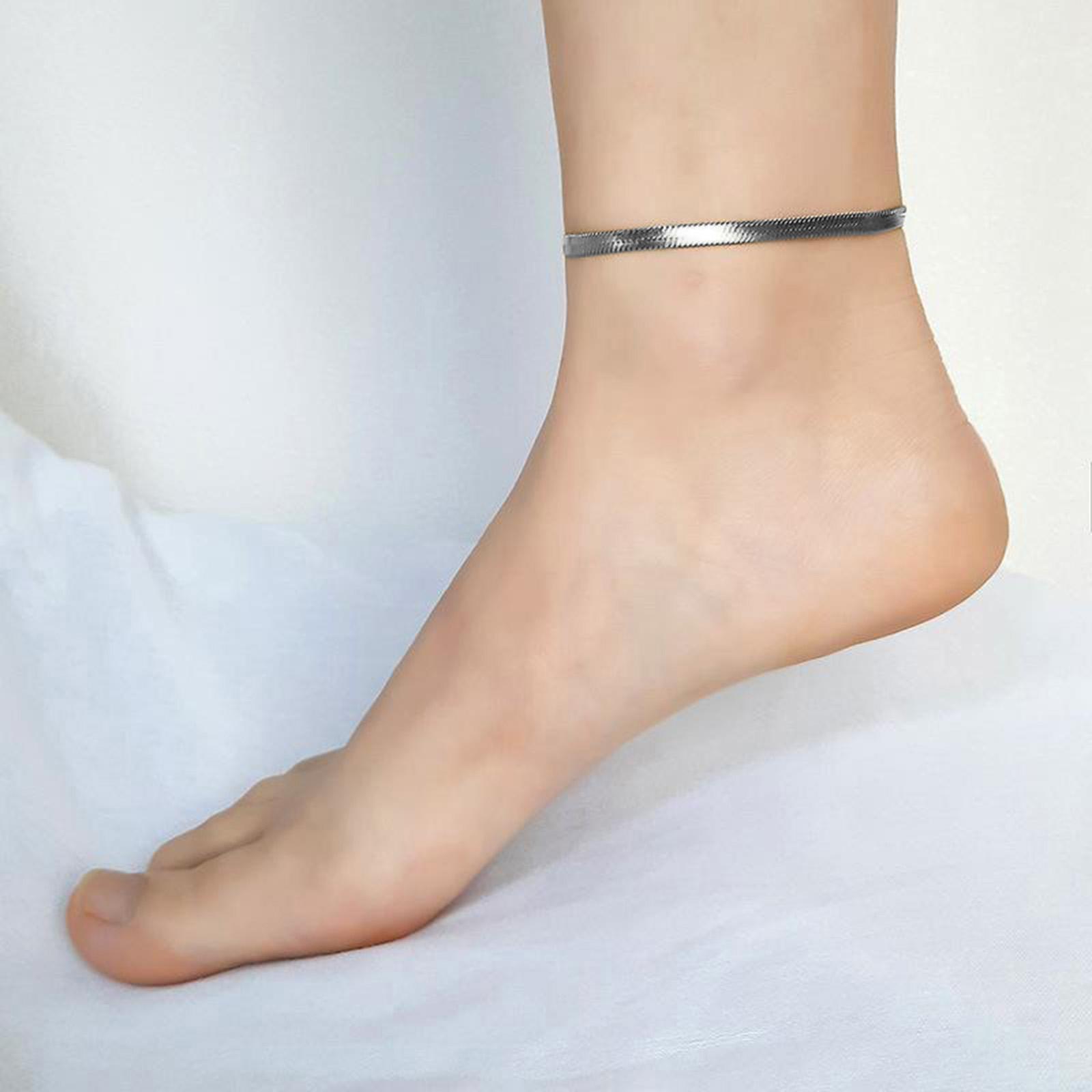 miniatura 3 - Collana-girocollo-a-catena-in-acciaio-inossidabile-per-gioielli-con-ciondoli