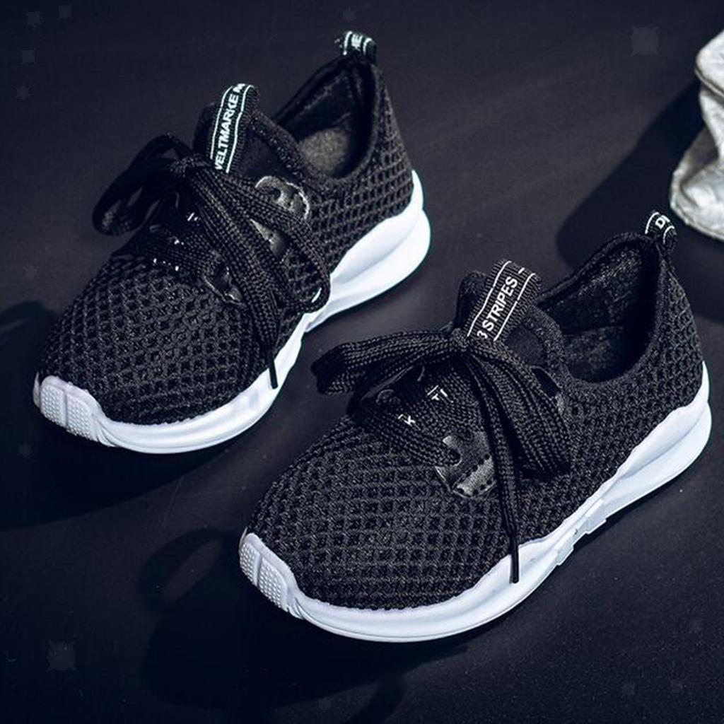 miniatura 62 - Pantofole-per-ragazzi-scarpe-sportive-scarpe-per-bambini-sneakers-per-ragazze