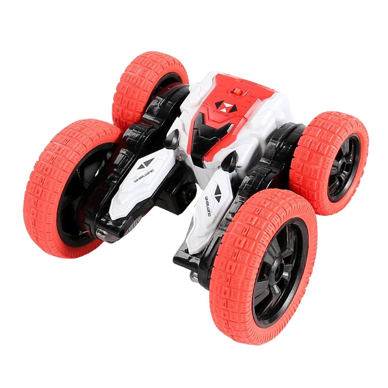 miniatura 31 - Telecomando Auto Stunt Car Giocattolo Per Bambini 2.4GHz di Controllo Remoto
