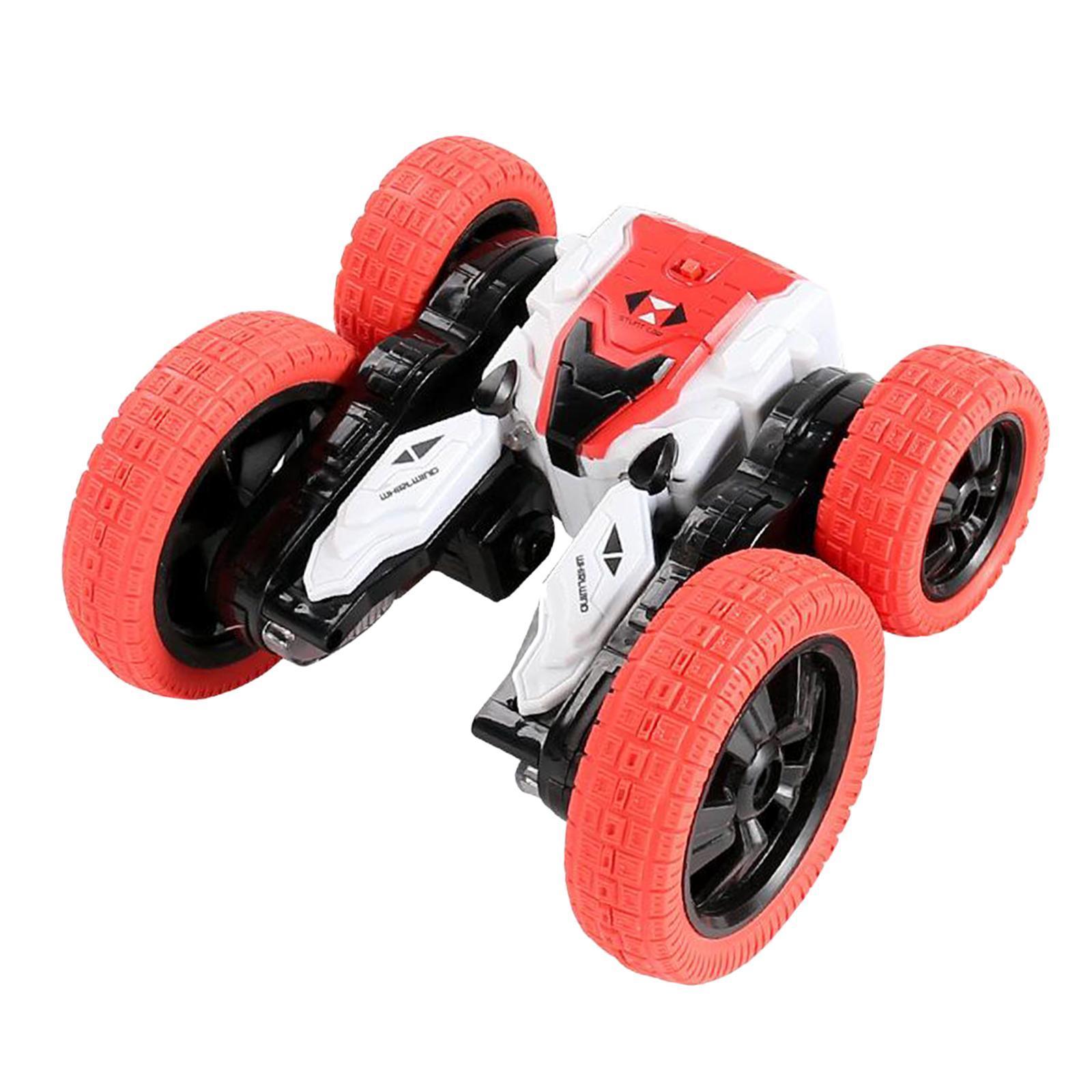 miniatura 33 - Telecomando Auto Stunt Car Giocattolo Per Bambini 2.4GHz di Controllo Remoto