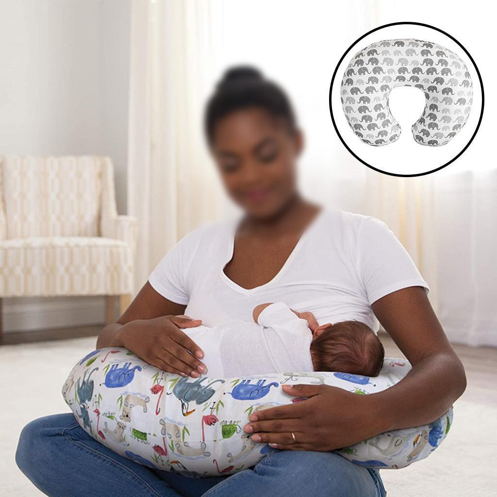 miniatura 15 - Fodera per cuscino per allattamento Federa per cuscino per allattamento al