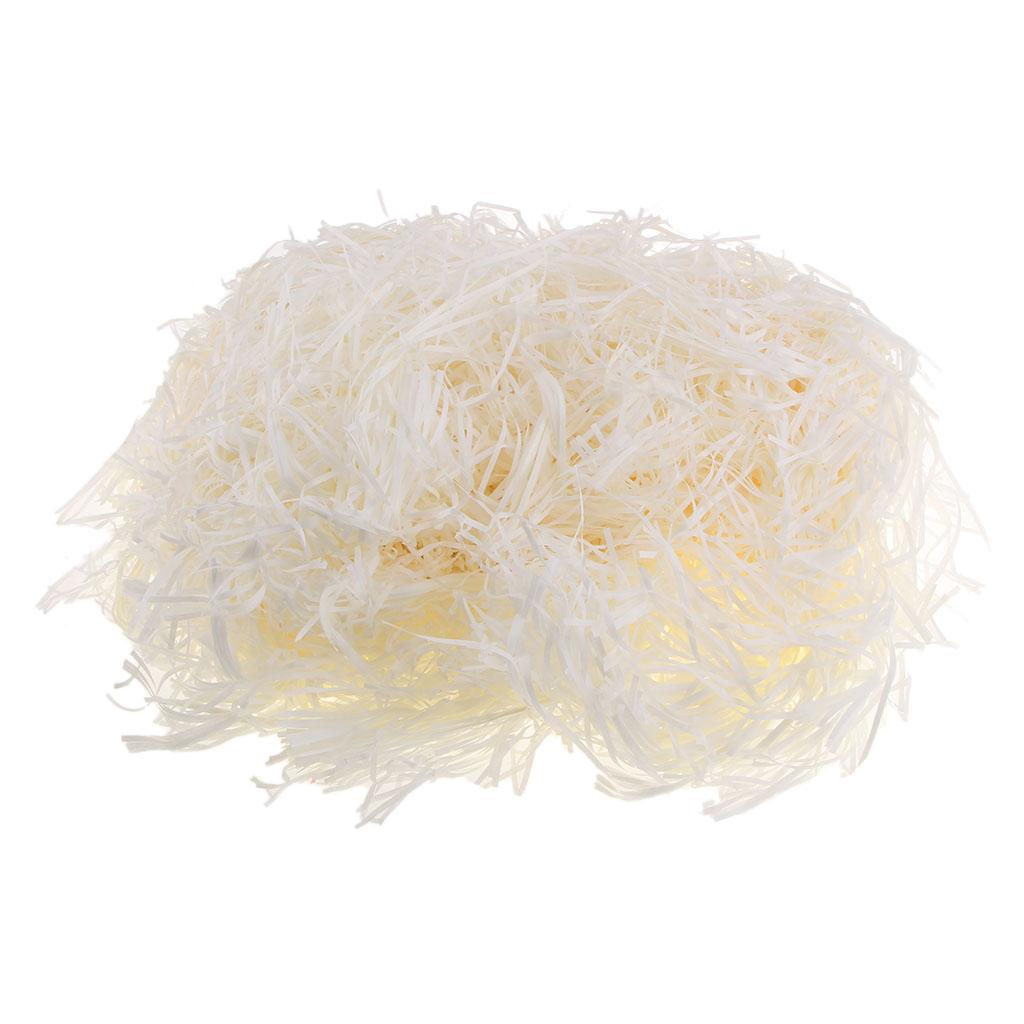 500g Raffia Grass-300 x 2mm//11.81x 0.08 inch,Gift Box Filler Shredded Paper Party Bag Filler,DIY Christmas New Year Gift Box Small Gift Boxes Deep Pink