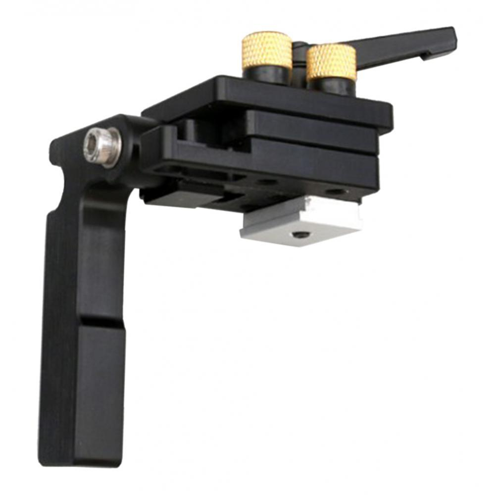 1 x Miter Flip Track Stop Suitable For Standard T-track Woodworking Tools Set