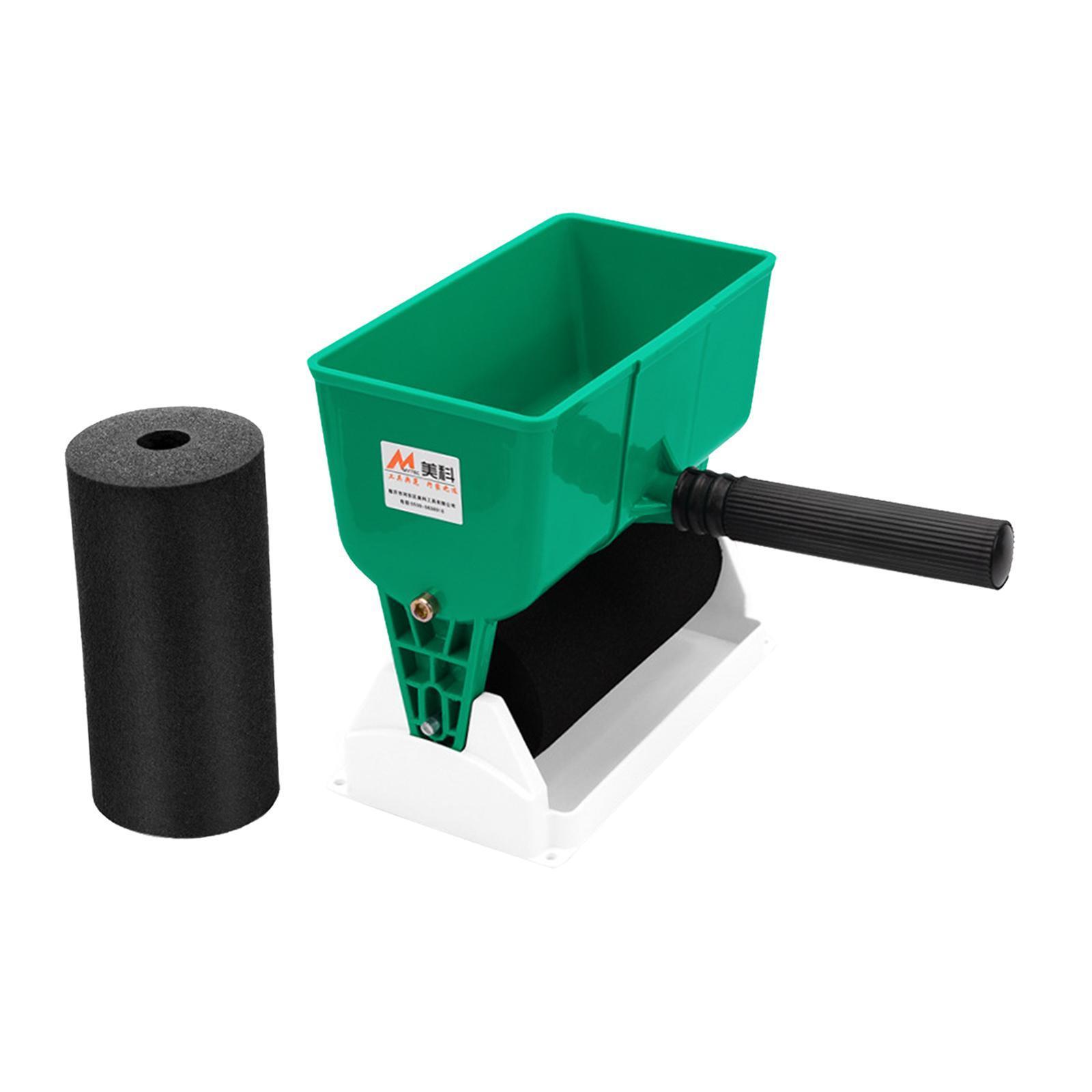 miniatura 27 - 180mL/320mL Portatile Colla Applicatore Rullo Professionale Rivestito Colla