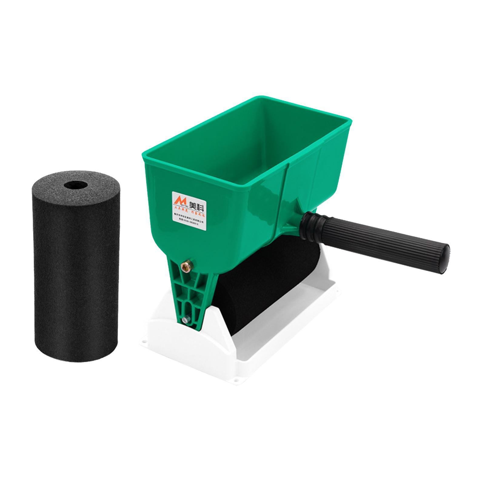 miniatura 26 - 180mL/320mL Portatile Colla Applicatore Rullo Professionale Rivestito Colla