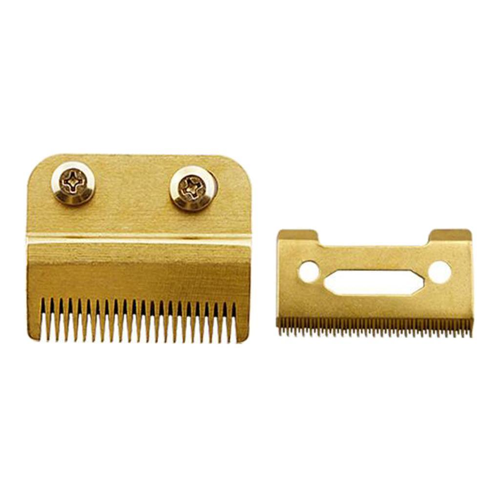 2x-pezzi-di-ricambio-per-lame-di-ricambio-per-tagliacapelli miniatura 4