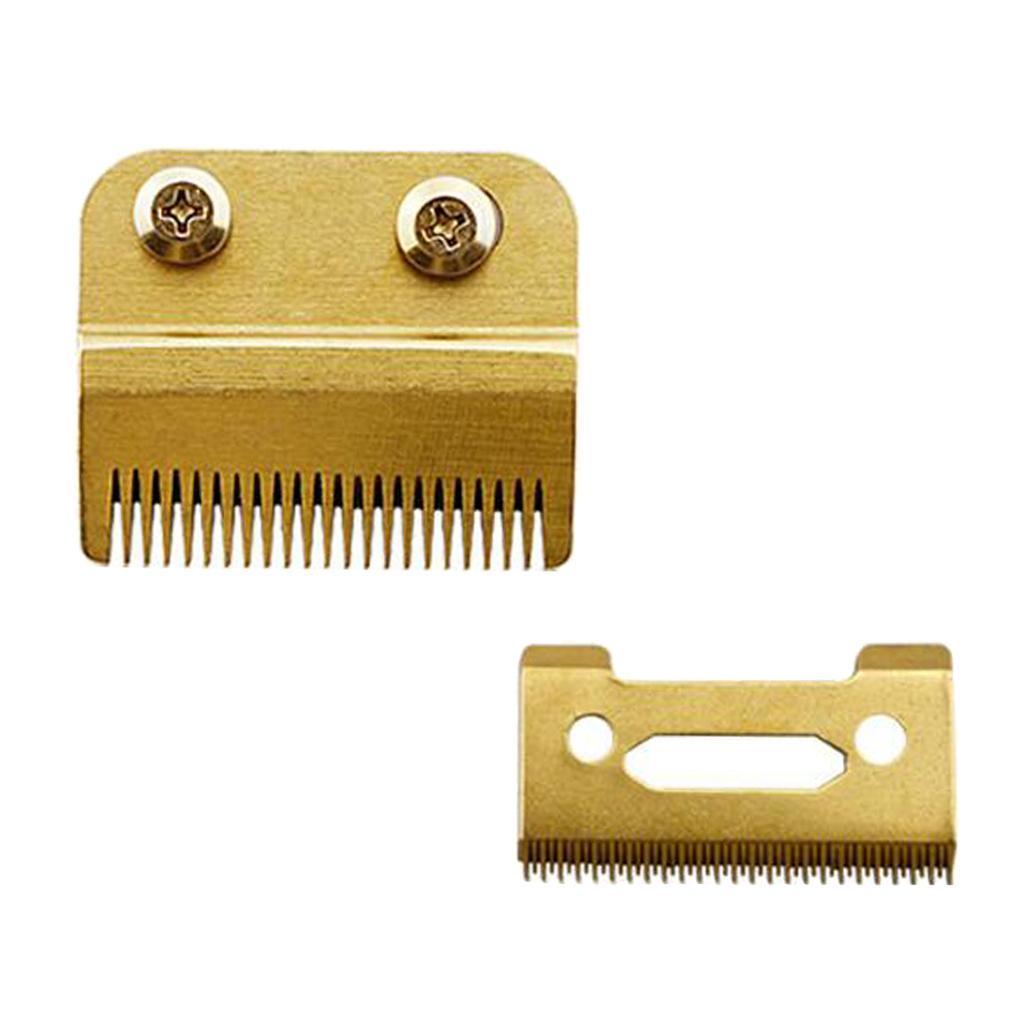 miniatura 3 - Lama per tagliacapelli da barba da 2 lotti antiruggine