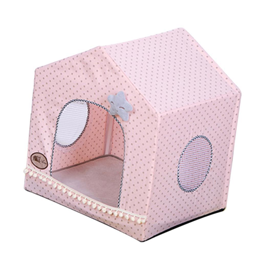 Petpael Dog Cat Bed Cave Cosy Igloo House For Large Cats Kittens Small For Sale Online Ebay
