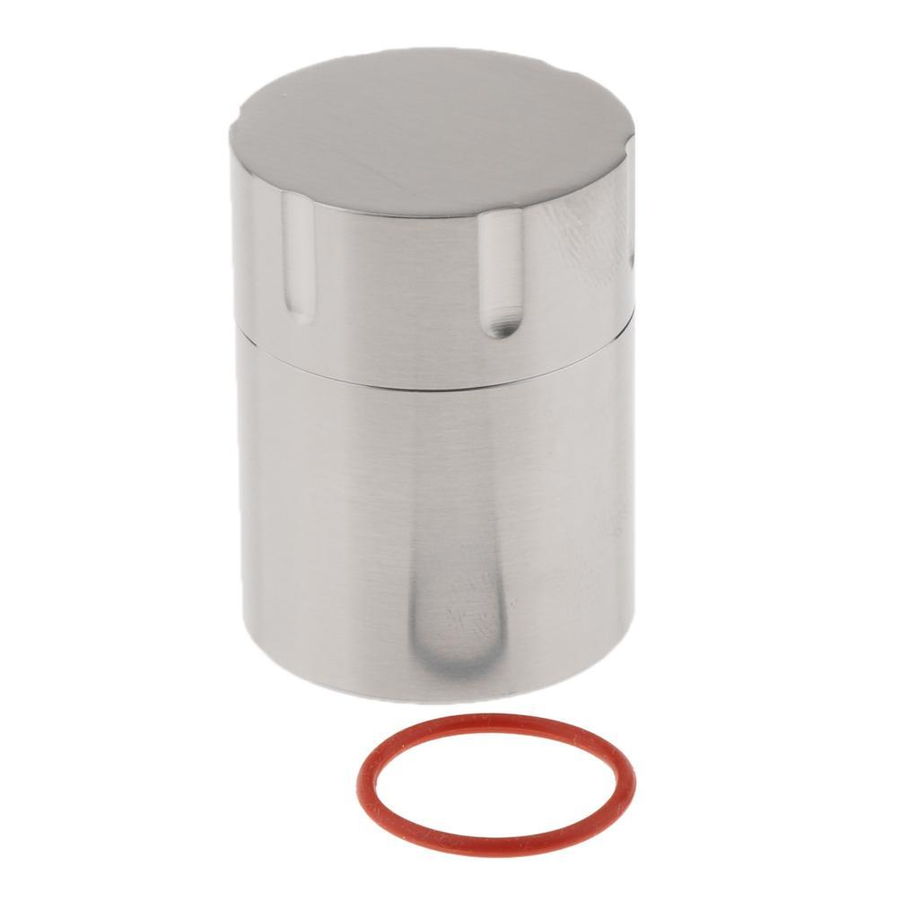 Titanium-Survival-Waterproof-Capsule-Pill-Case-Box-Tablets-Storage-Container thumbnail 13
