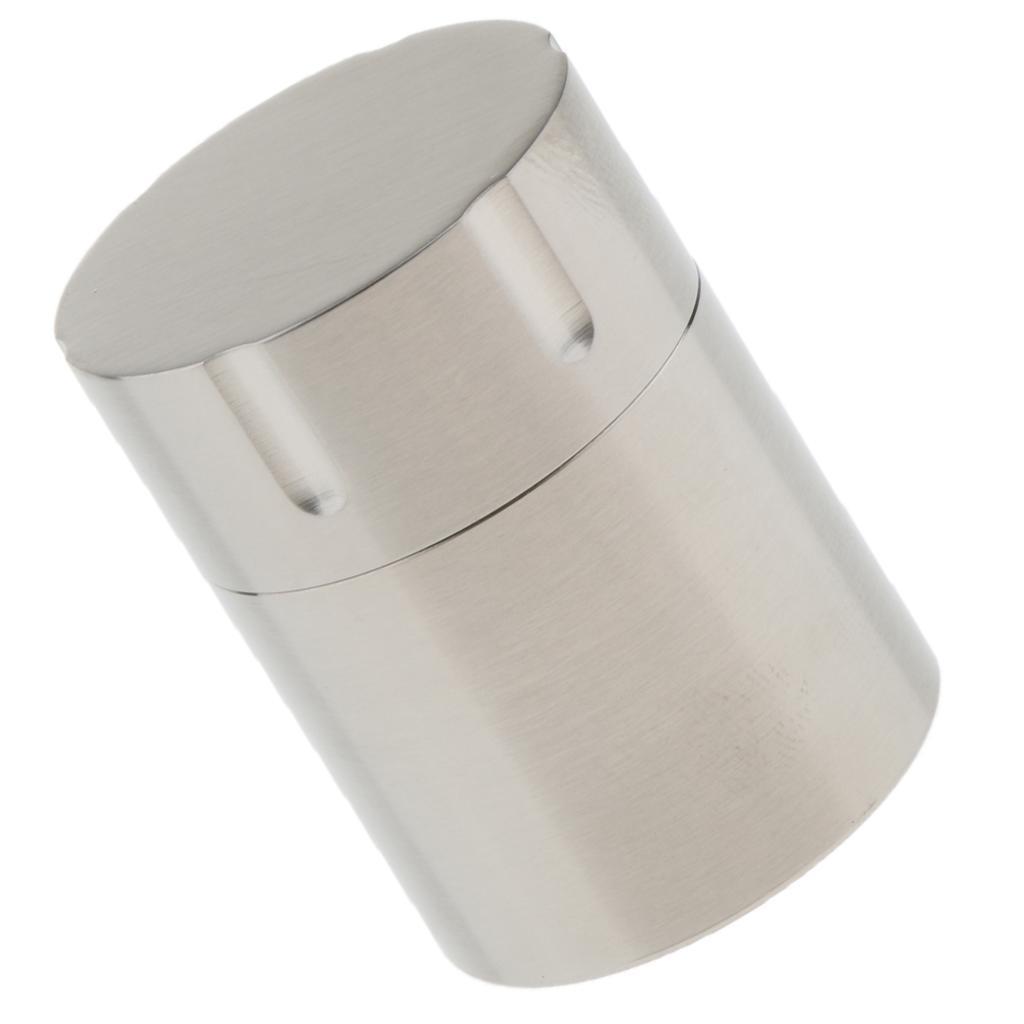 Titanium-Survival-Waterproof-Capsule-Pill-Case-Box-Tablets-Storage-Container thumbnail 8