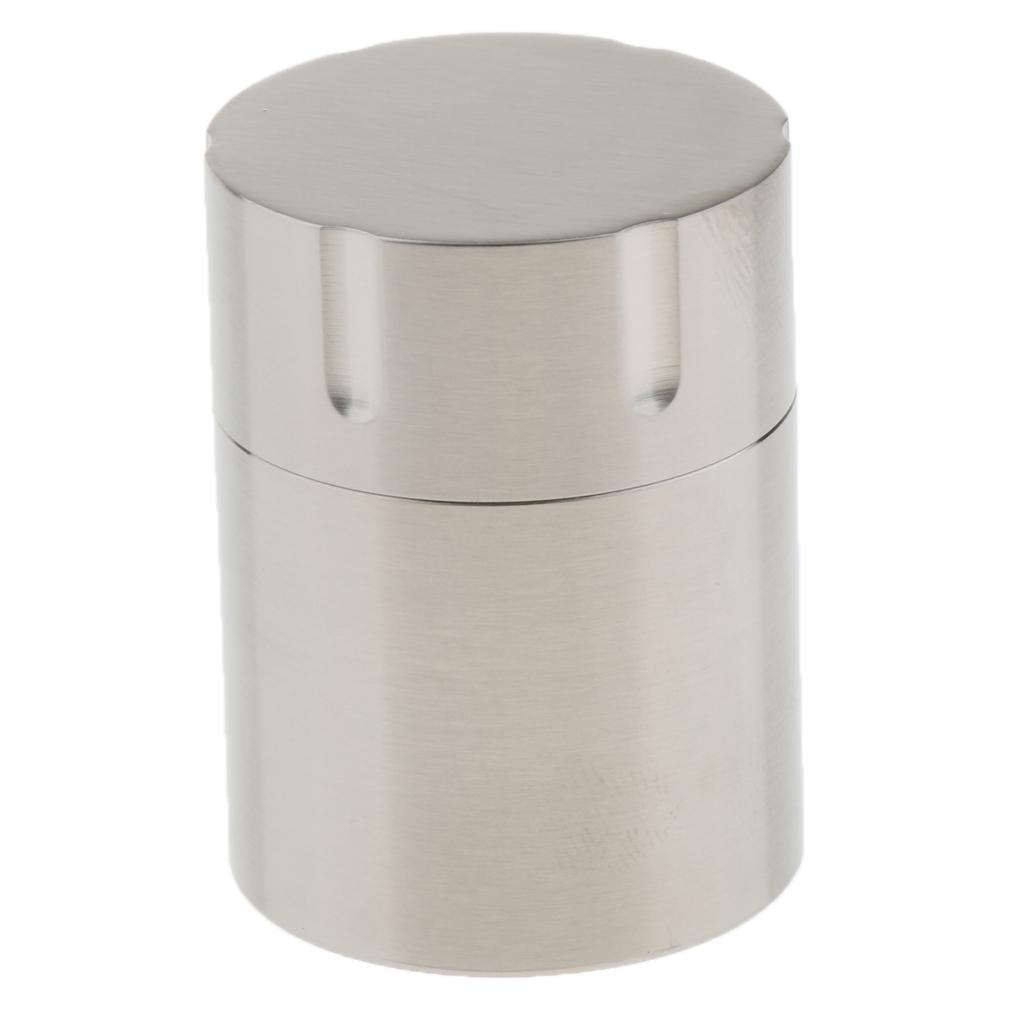 Titanium-Survival-Waterproof-Capsule-Pill-Case-Box-Tablets-Storage-Container thumbnail 9