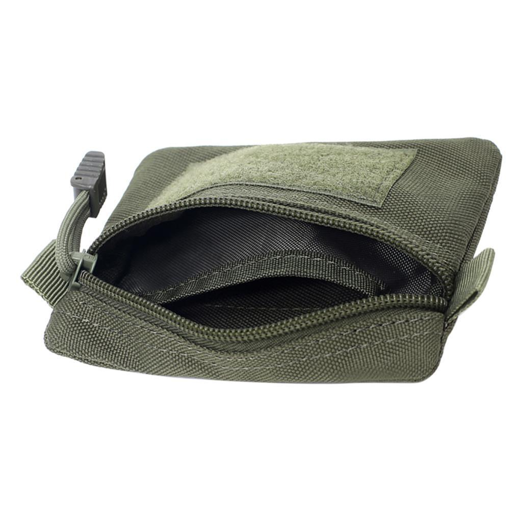 Tactical-Money-Wallet-Change-Purse-Small-Key-Pouch-Accessory-Bag-Gadget-Gear thumbnail 17