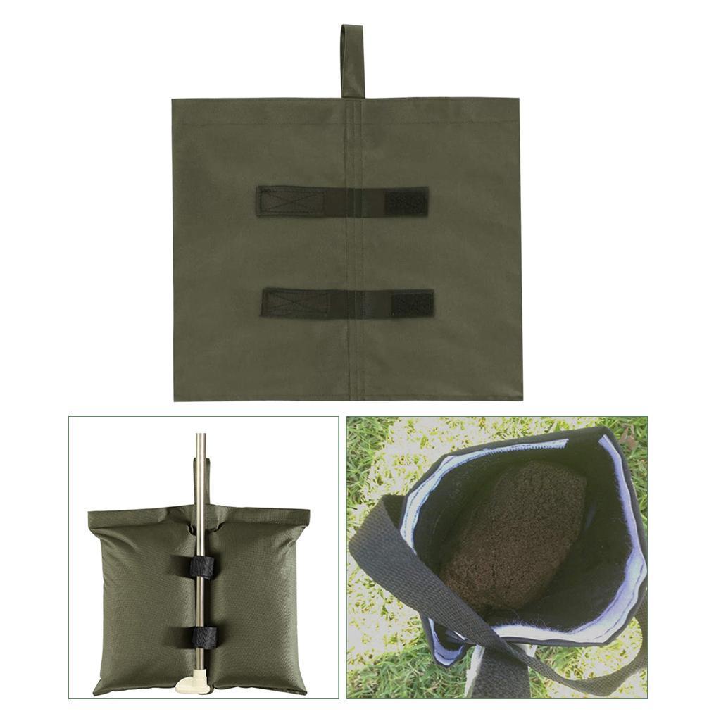 Im-freien-Wasserdichte-Gewicht-Sand-Tasche-fuer-Strand-Pavillon-Baldachin-Zelt Indexbild 18