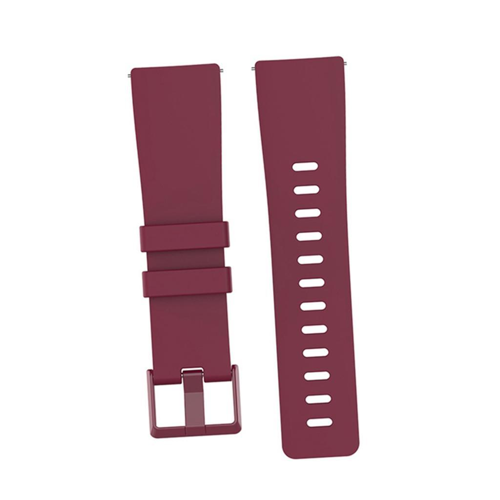 Watch-Strap-Wrist-Band-Rubber-Band-for-Vers-for-Vers-Lite-for-versa-2 thumbnail 15