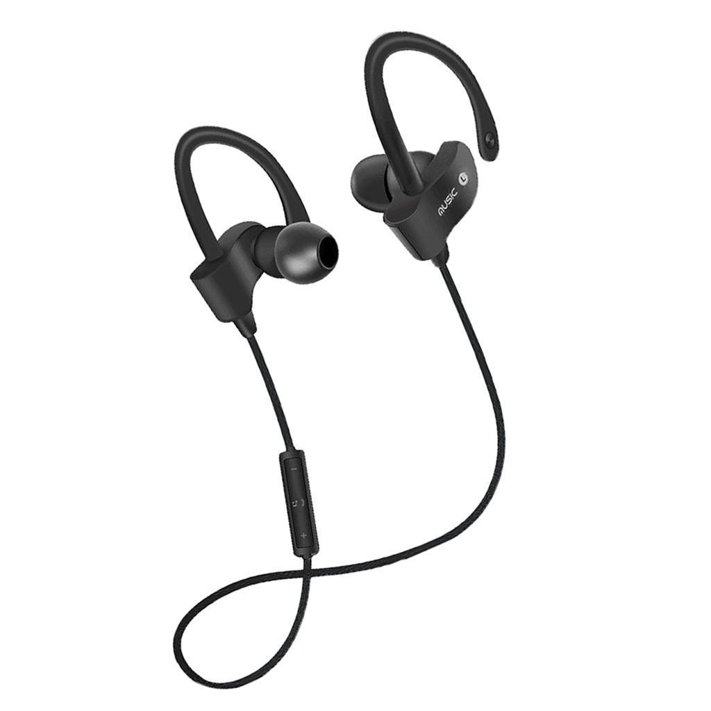 Cuffie-Senza-Fili-Bluetooth-Auricolari-Sportivi-Stereo-HiFi-Con-Microfono miniatura 3
