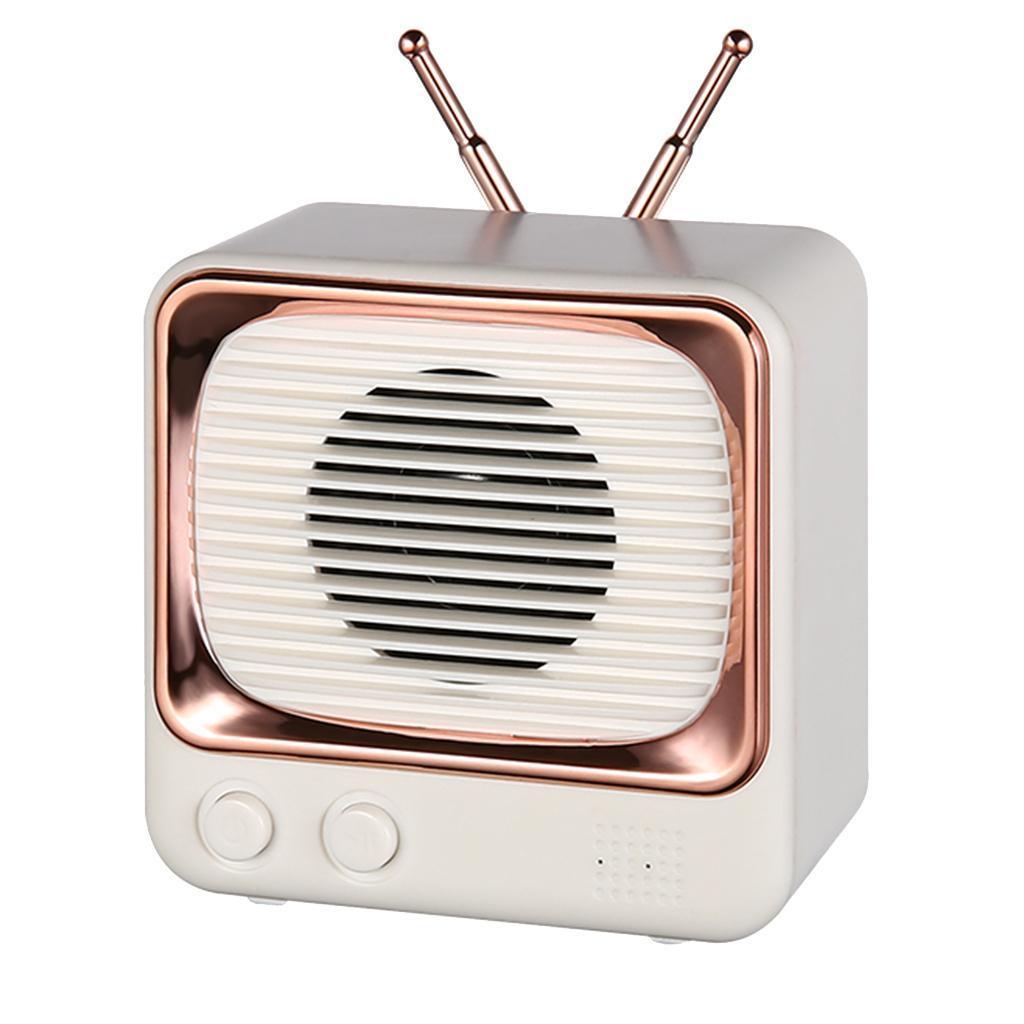 Retro-FM-Radio-Vintage-Bluetooth-Speaker-900mAh-Battery-Capacity-with-Best-Sound thumbnail 3