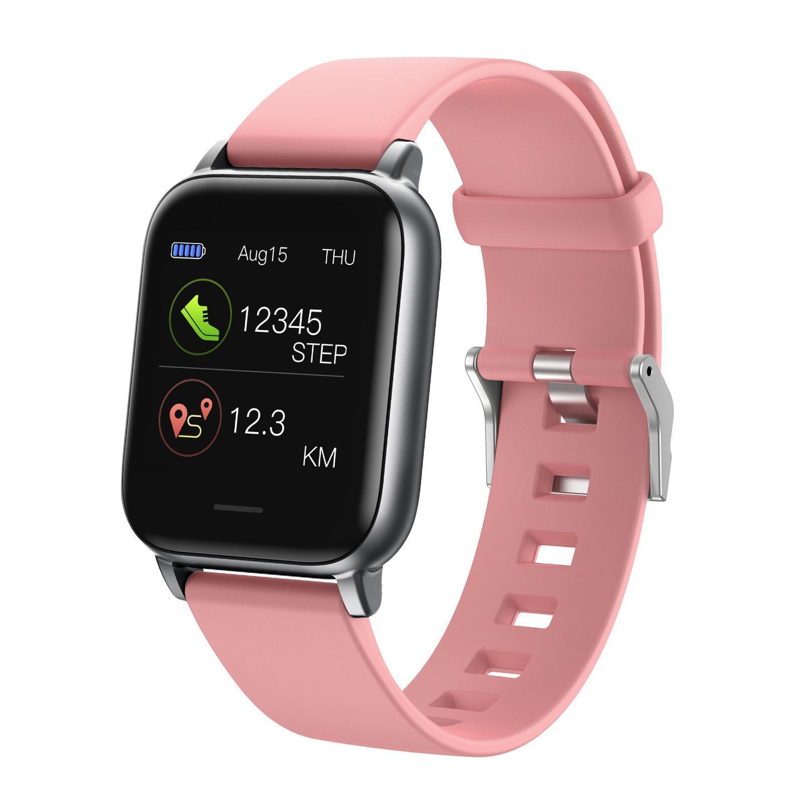 miniature 5 - 2021 NOUVEAU Bluetooth Fitness Tracker Smartwatch Sommeil Moniteur Étanche