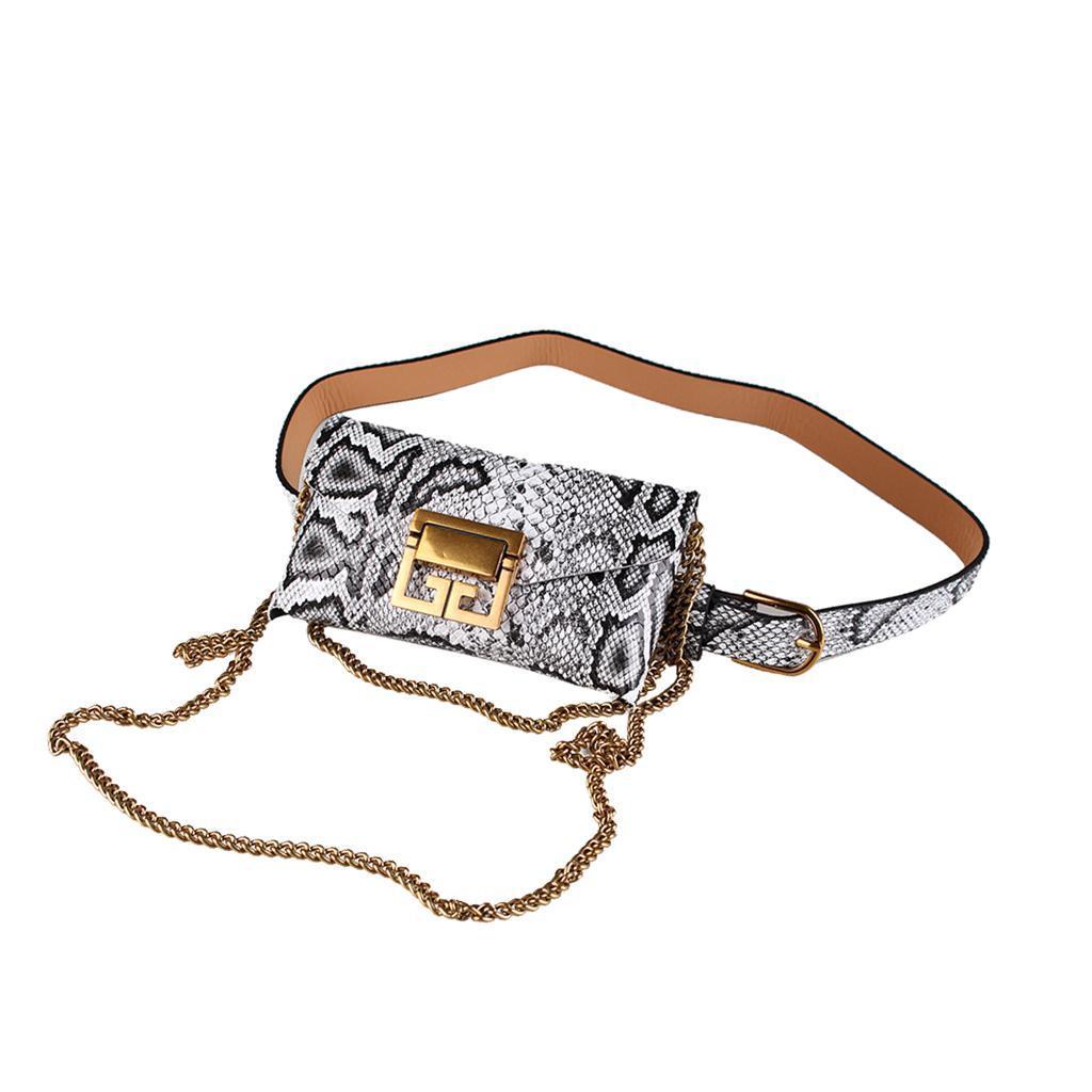 Damen-Lederguertel-Fanny-Pack-Mit-Abnehmbarer-Guerteltasche-Mode-Guerteltaschen Indexbild 10