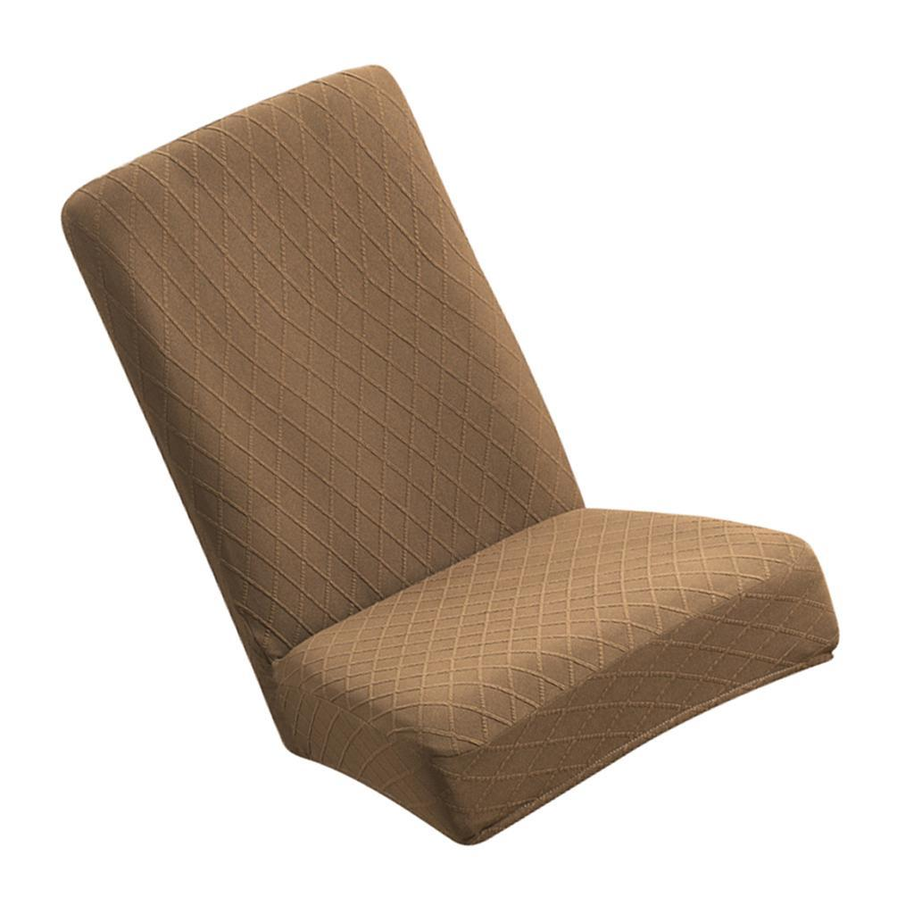 Stretch-Chair-Seat-Cover-Washable-Removable-Decor-Dining-Room-Slipcovers thumbnail 18