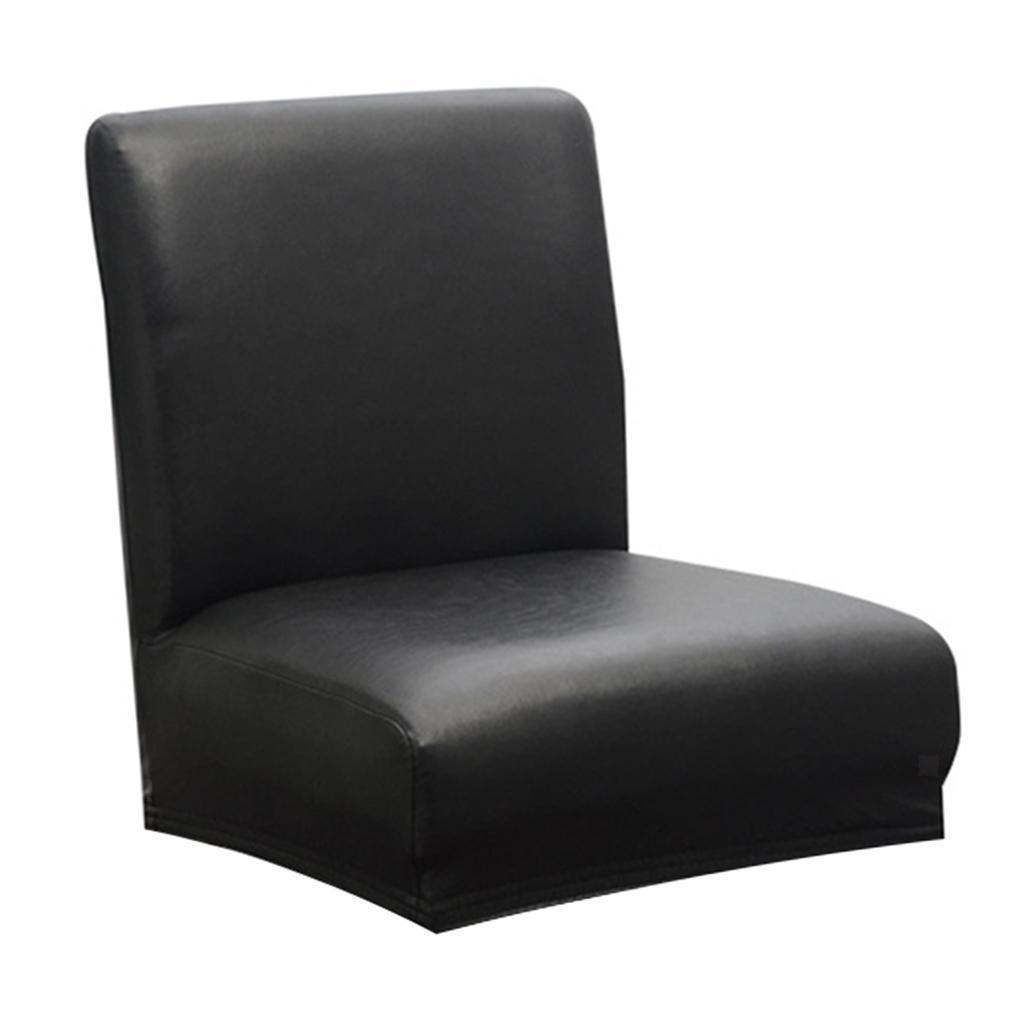 Housse-de-chaise-de-salle-a-manger-extensible-Housse-de-protection-pour miniature 7