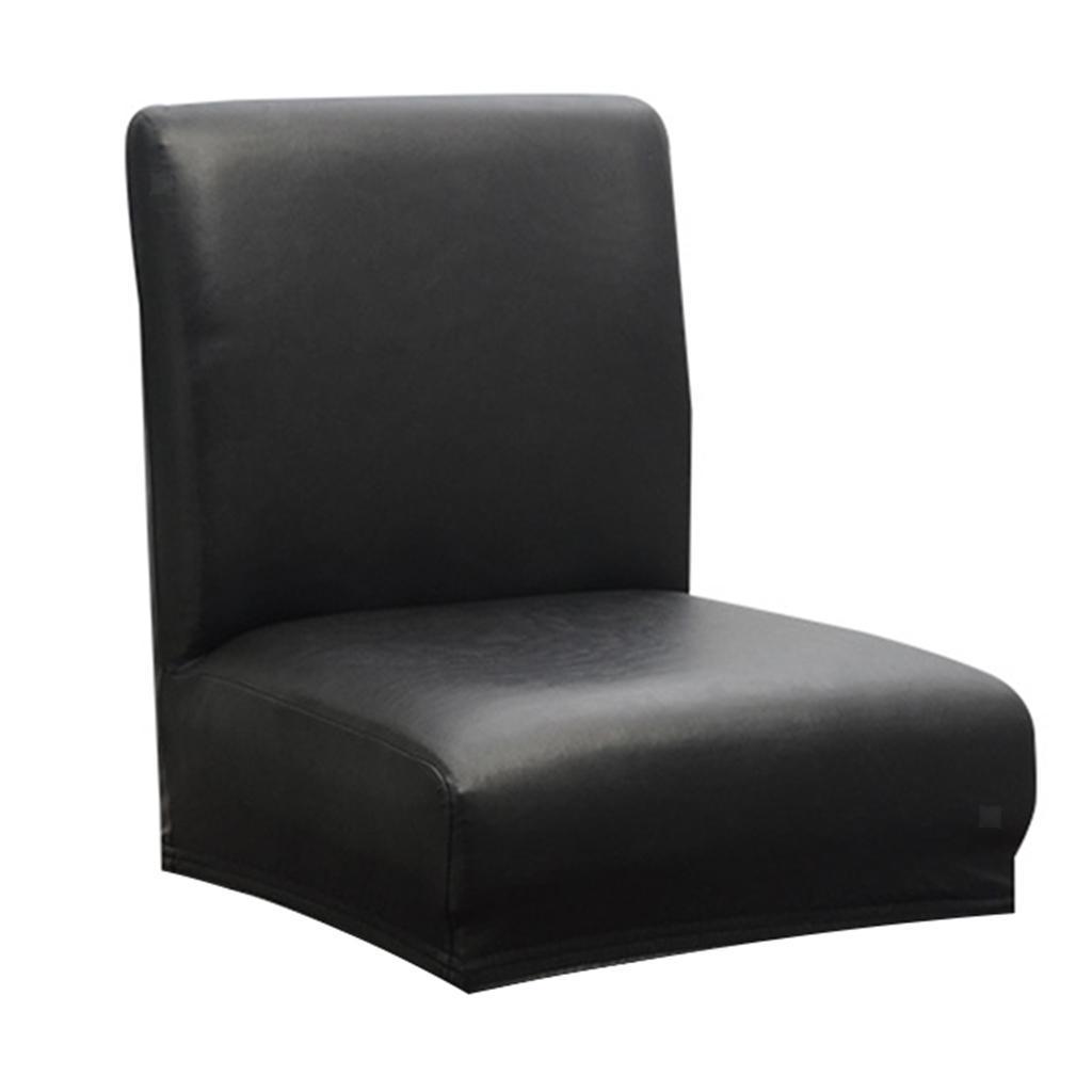 Housse-de-chaise-de-salle-a-manger-extensible-Housse-de-protection-pour miniature 6