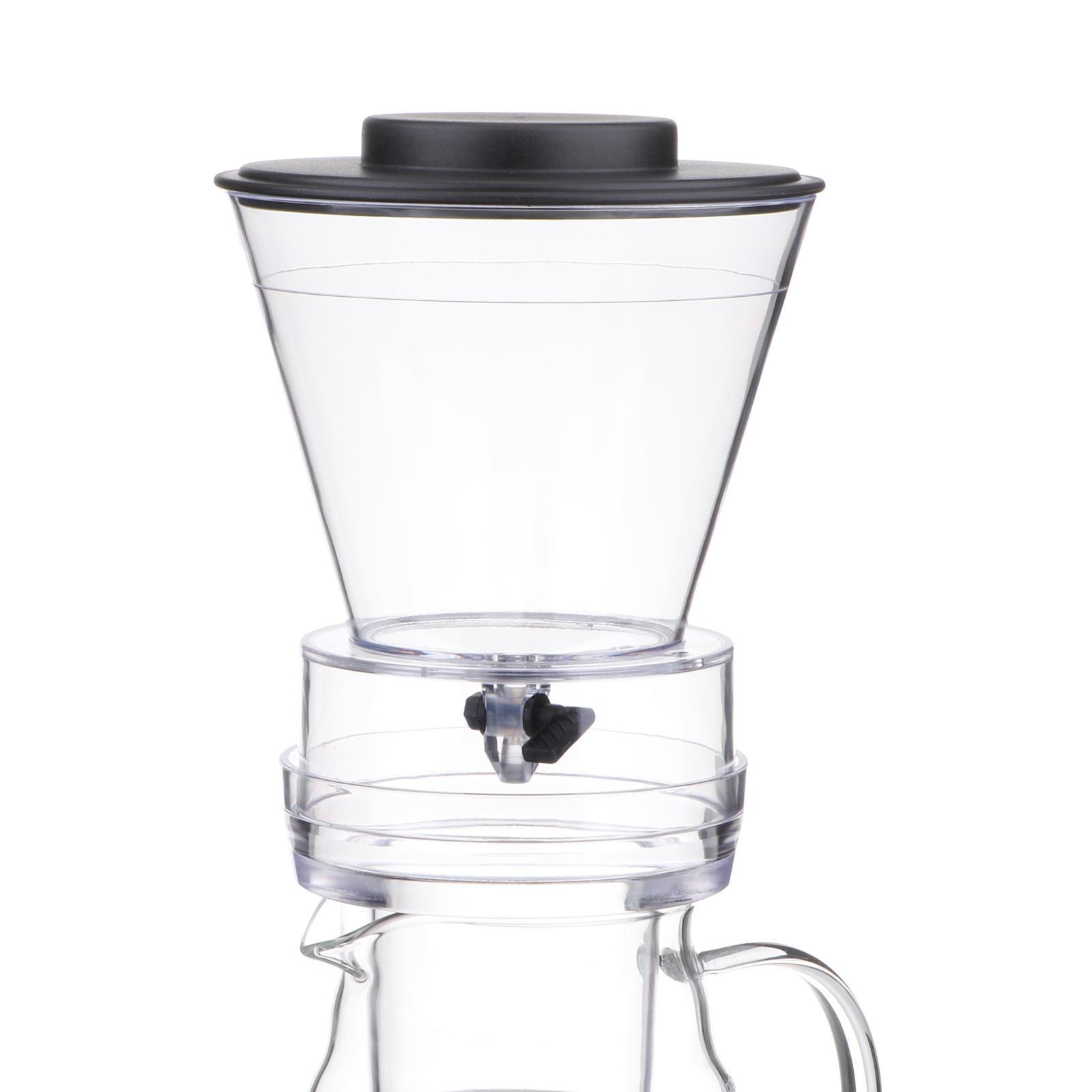 miniatura 6 - Ghiaccio macchina per il Caffè Caffè Pentola di Caffè Dripper Versare Sopra