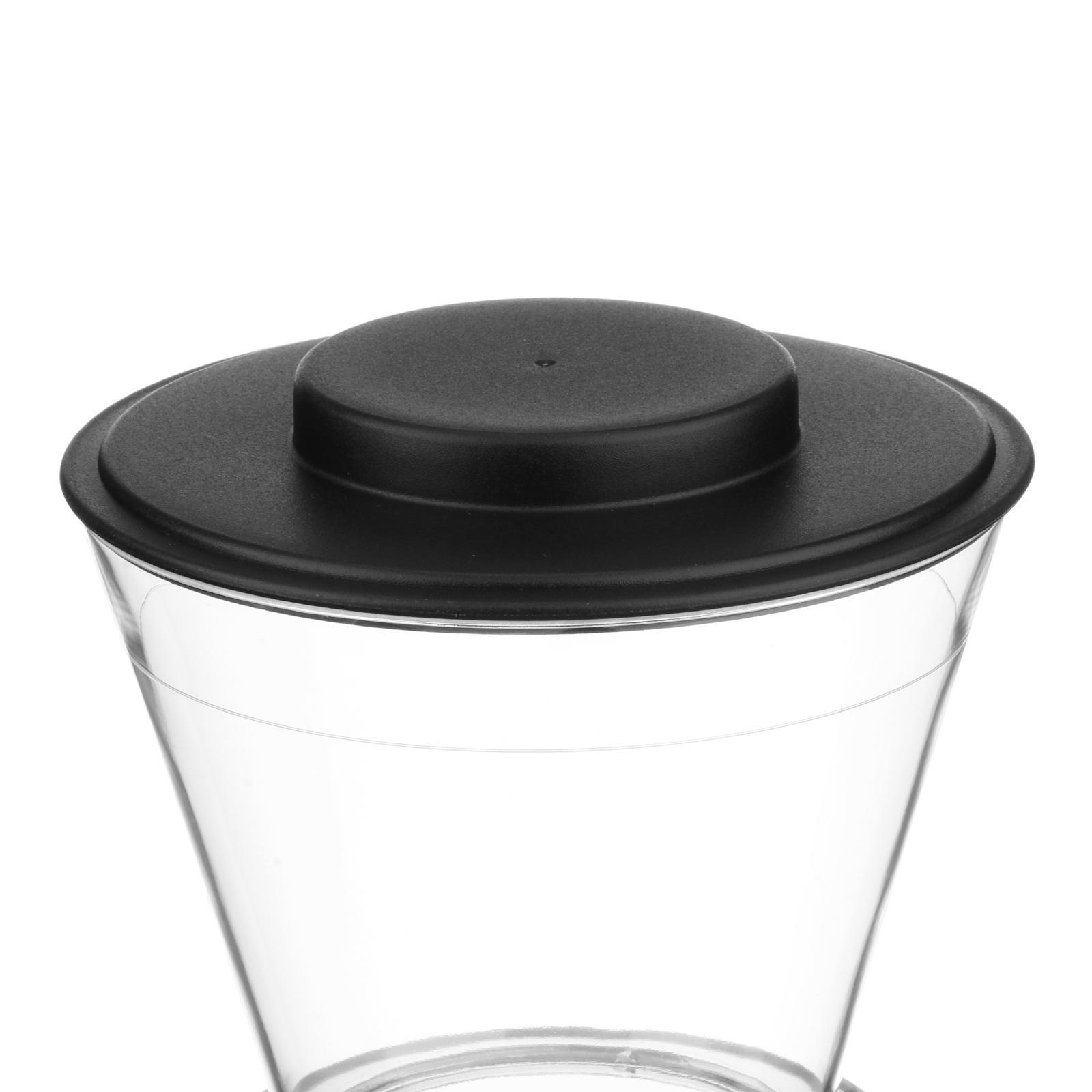 miniatura 8 - Ghiaccio macchina per il Caffè Caffè Pentola di Caffè Dripper Versare Sopra