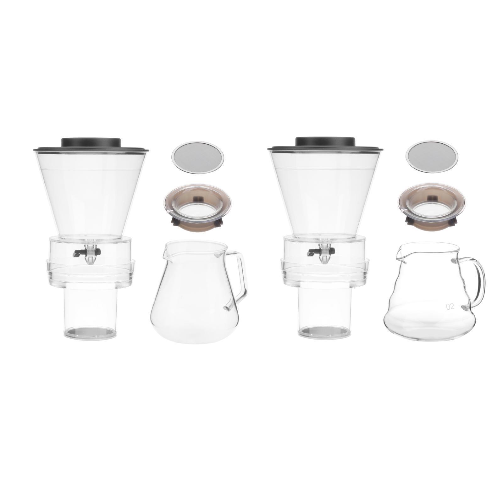 miniatura 9 - Ghiaccio macchina per il Caffè Caffè Pentola di Caffè Dripper Versare Sopra