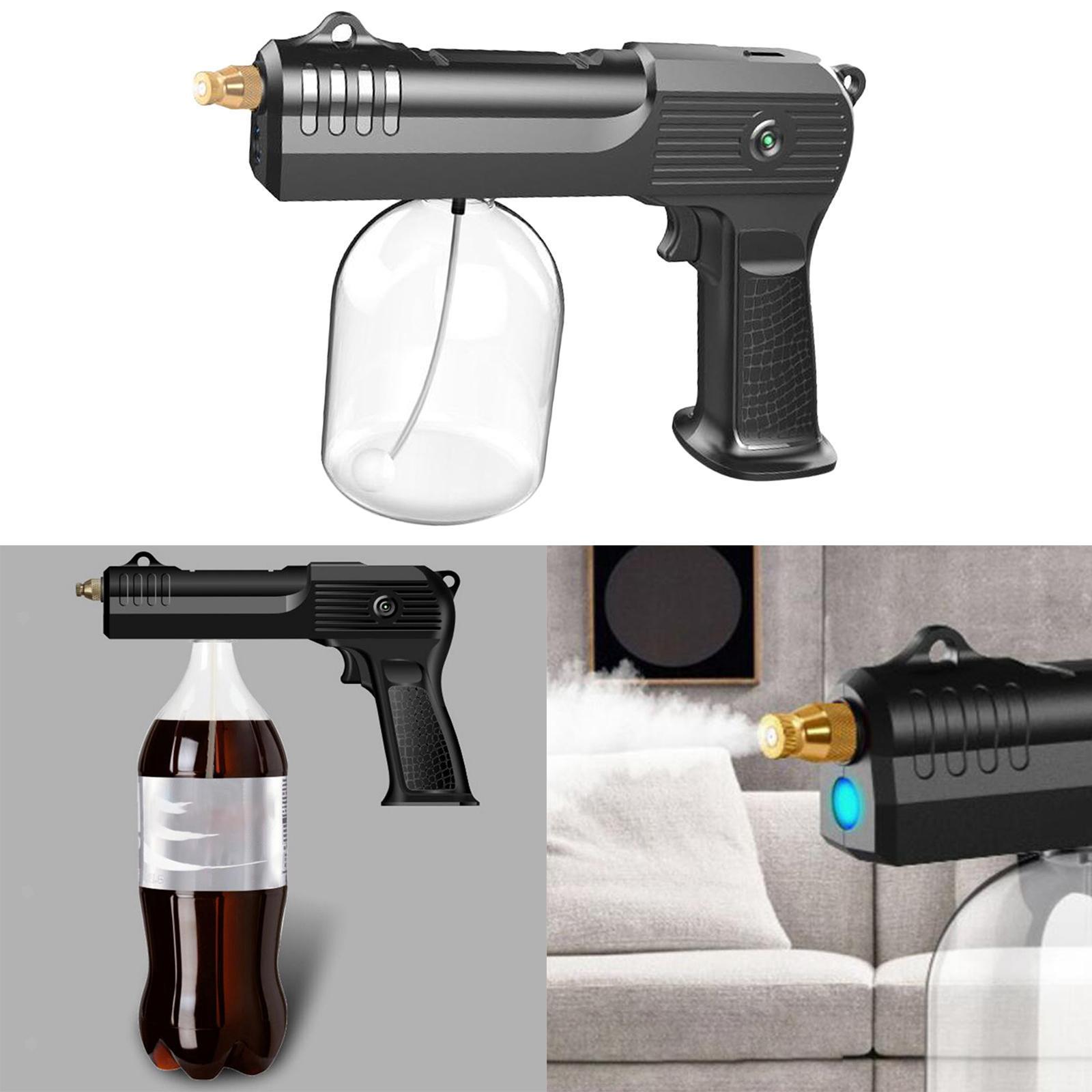 miniature 4 - USB Sanitizer Sprayer 500ml Disinfectant Fogger Mister Spray Gun Portable