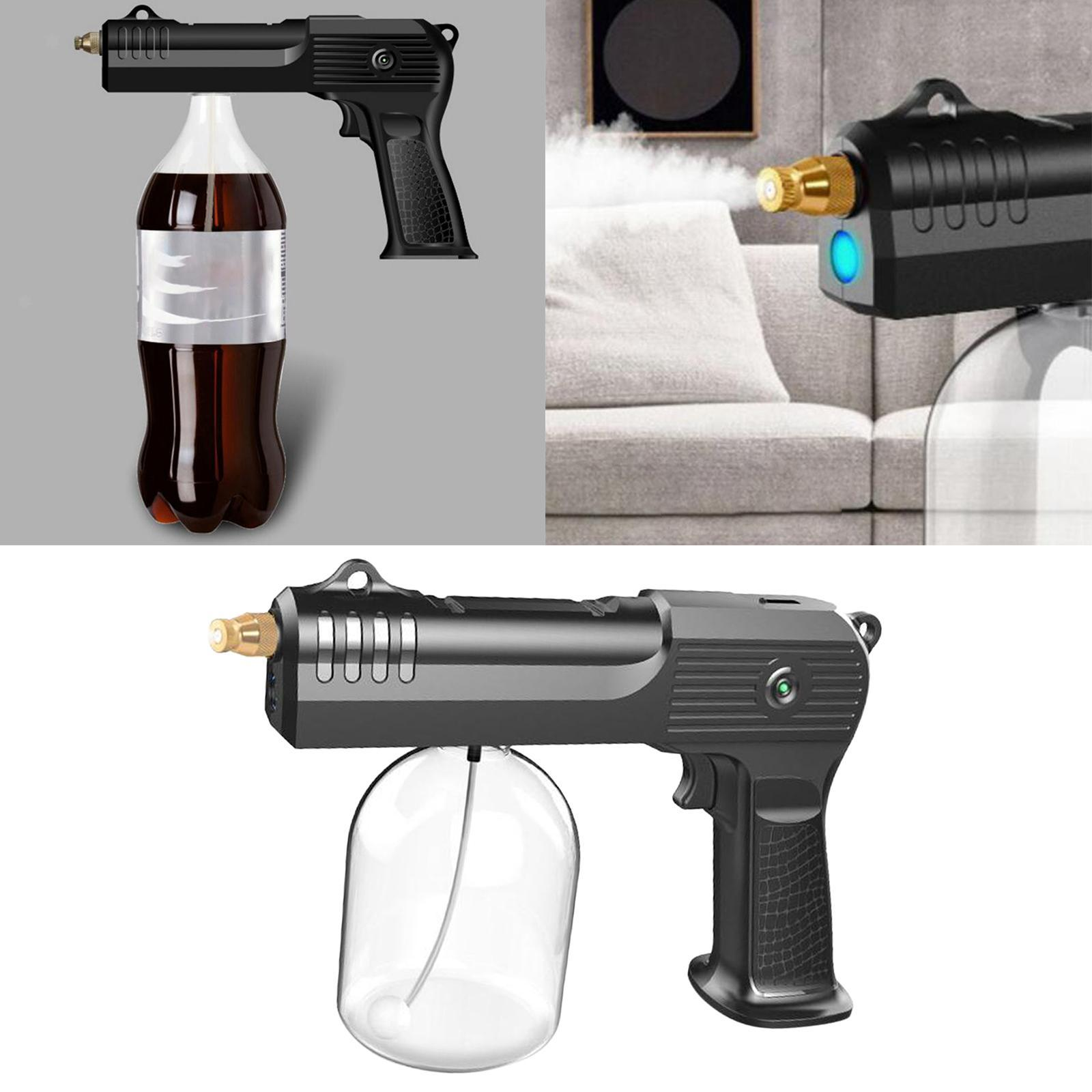 miniature 5 - USB Sanitizer Sprayer 500ml Disinfectant Fogger Mister Spray Gun Portable