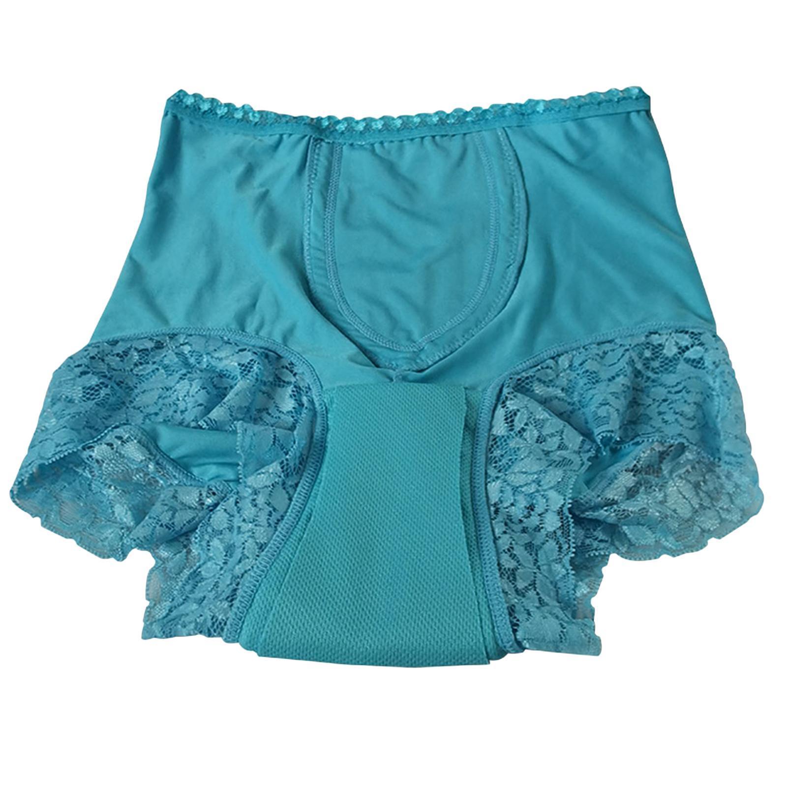 Indexbild 12 - Wiederverwendbare Inkontinenz Unterwäsche mit Pad für Frauen Menstruations
