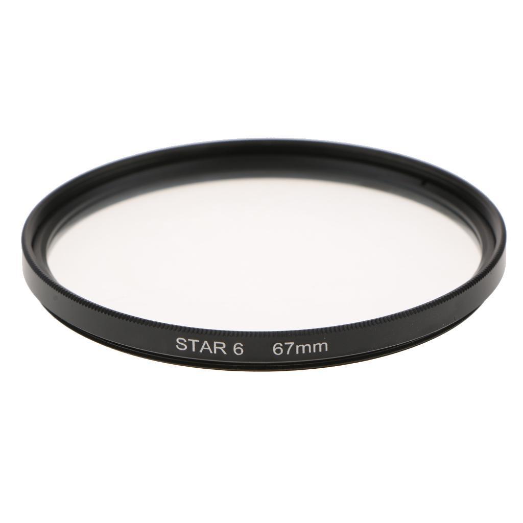 Camera-Lens-Star-Filter-for-Canon-35mm-50mm-15-45mm-18-55-18-150-200-400 thumbnail 29